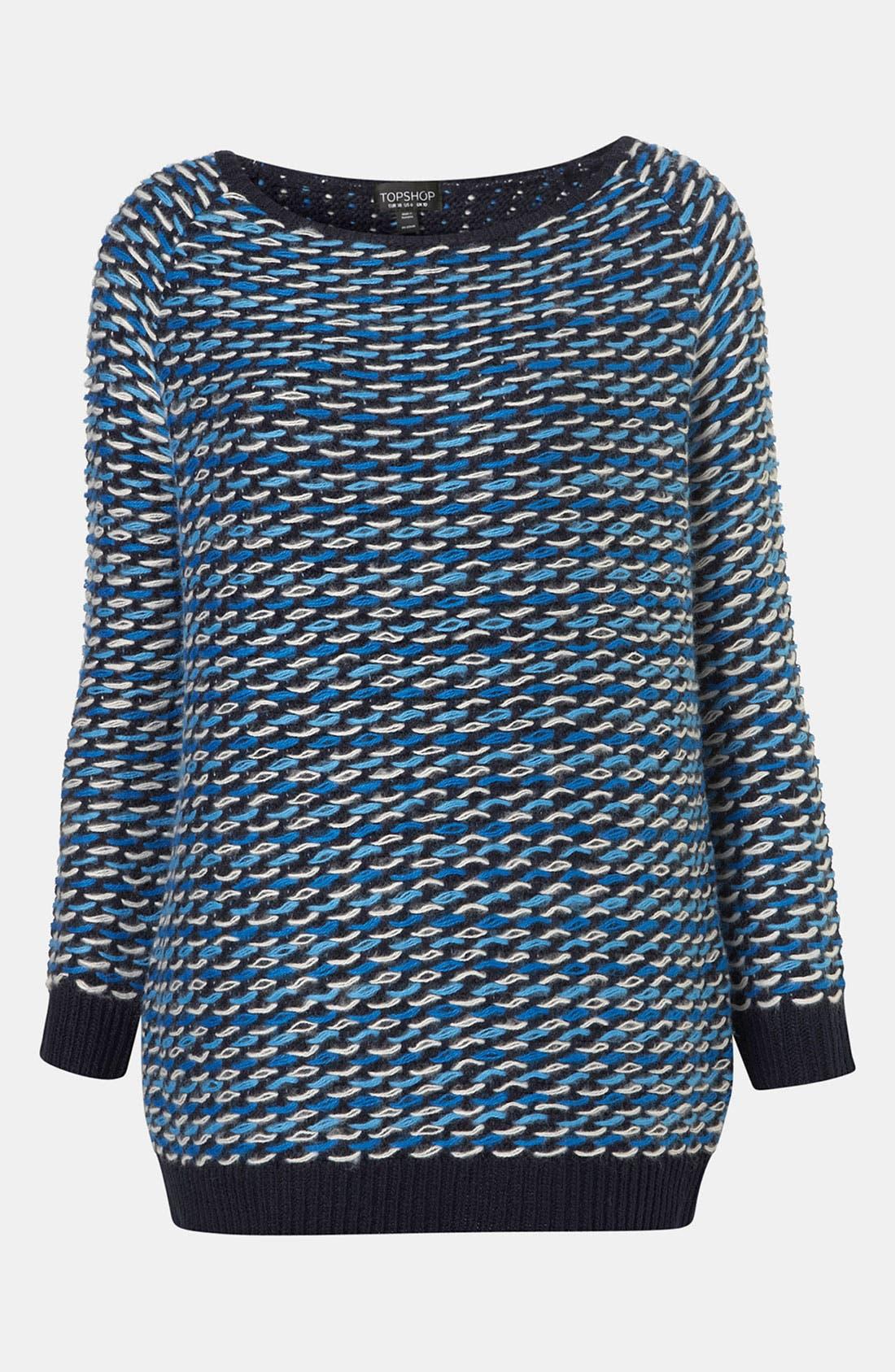 Loop Stitch Sweater,                         Main,                         color, 400