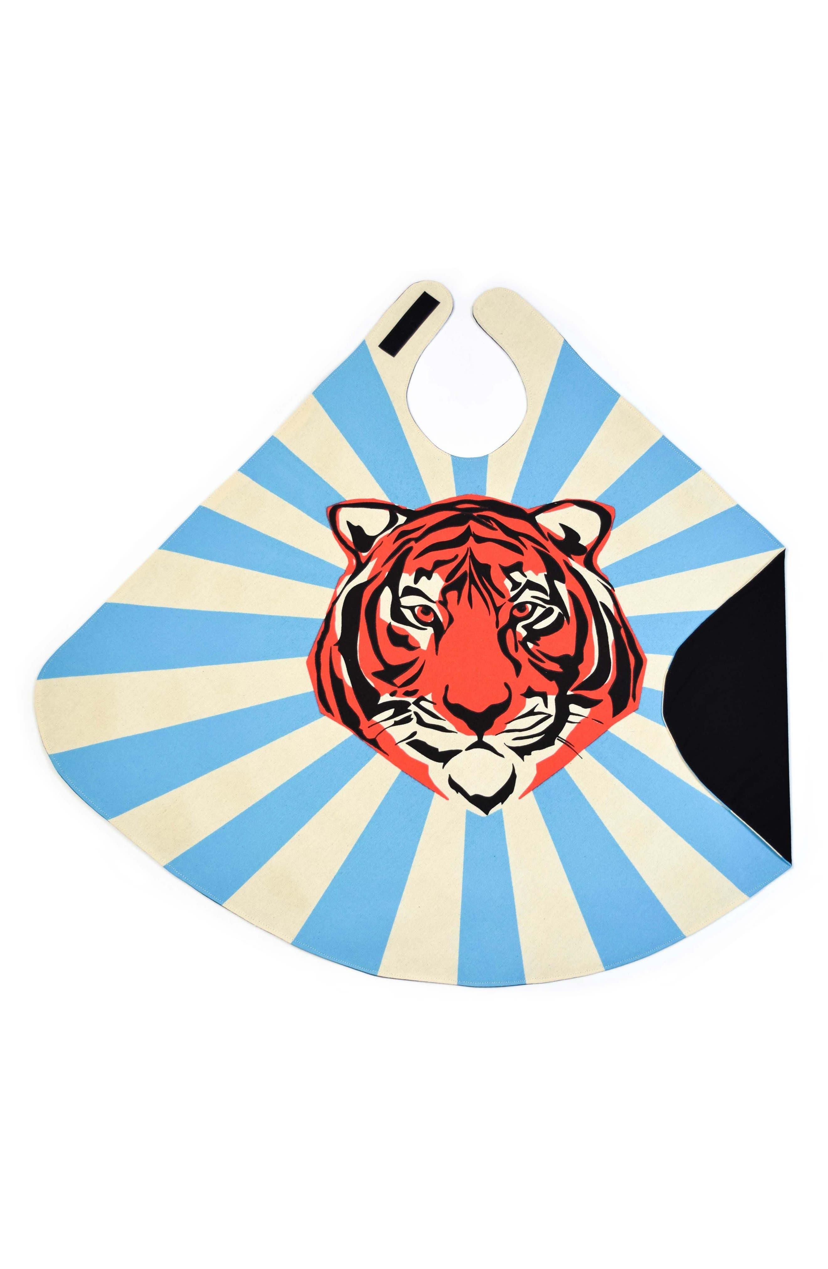 Tiger Cape,                         Main,                         color, 400