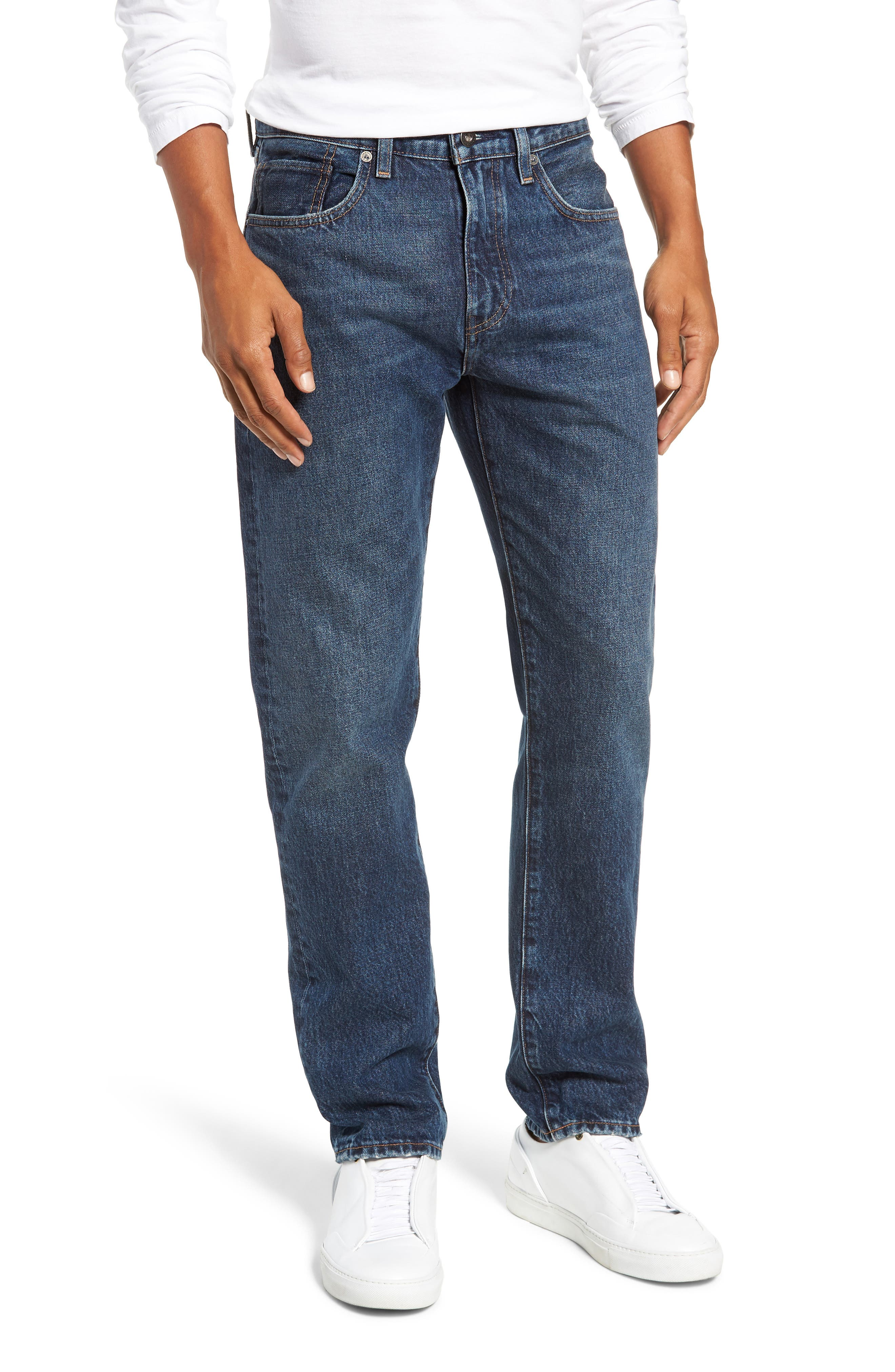 502<sup>™</sup> Straight Leg Jeans,                         Main,                         color, 401
