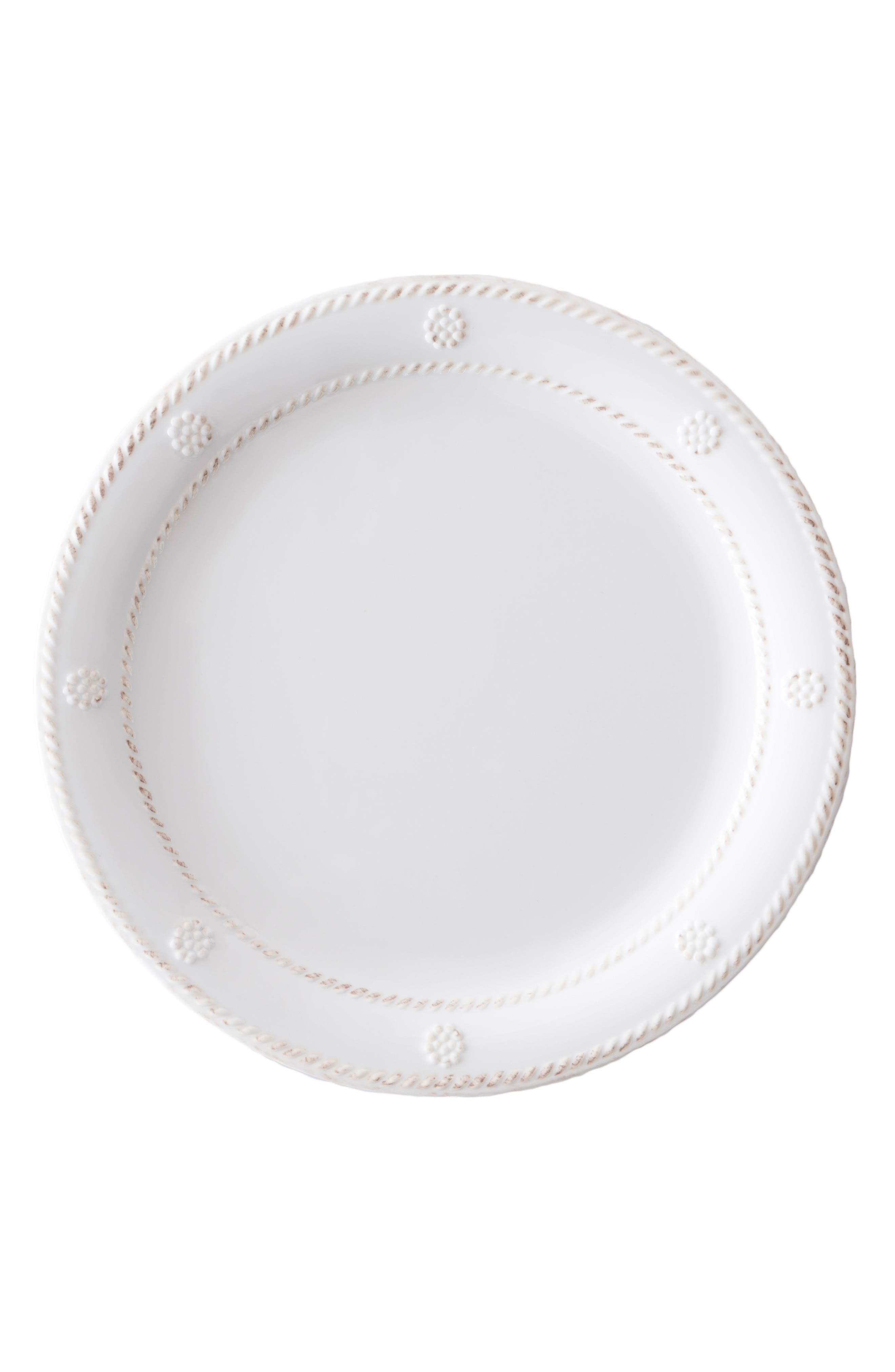 Berry & Thread Melamine Dessert Plate,                         Main,                         color, 100