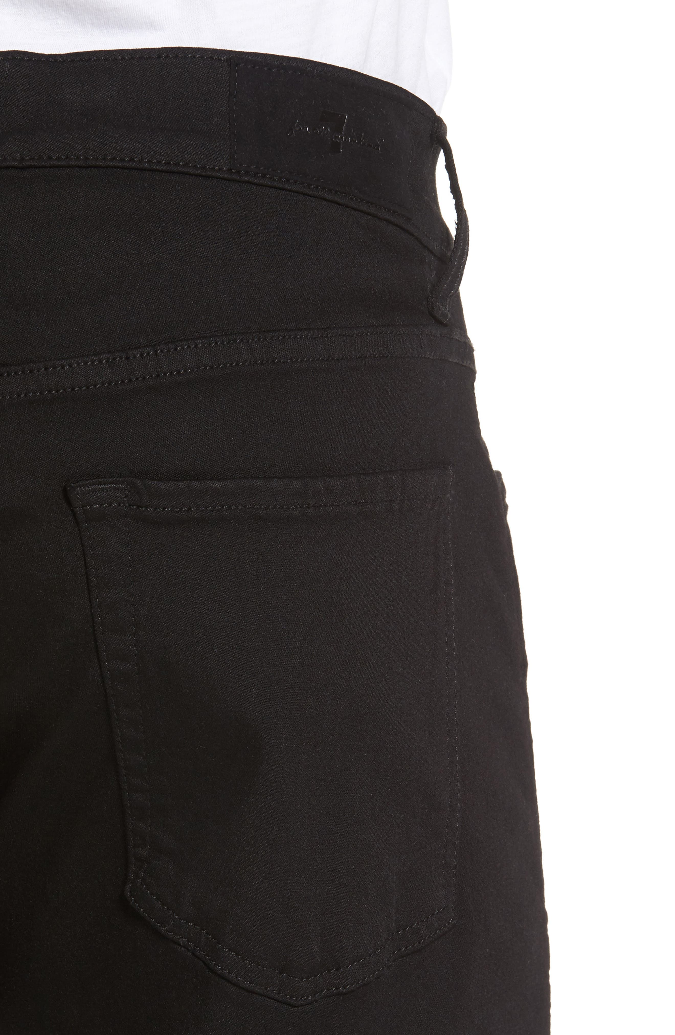 Slimmy Slim Leg Jeans,                             Alternate thumbnail 4, color,                             004