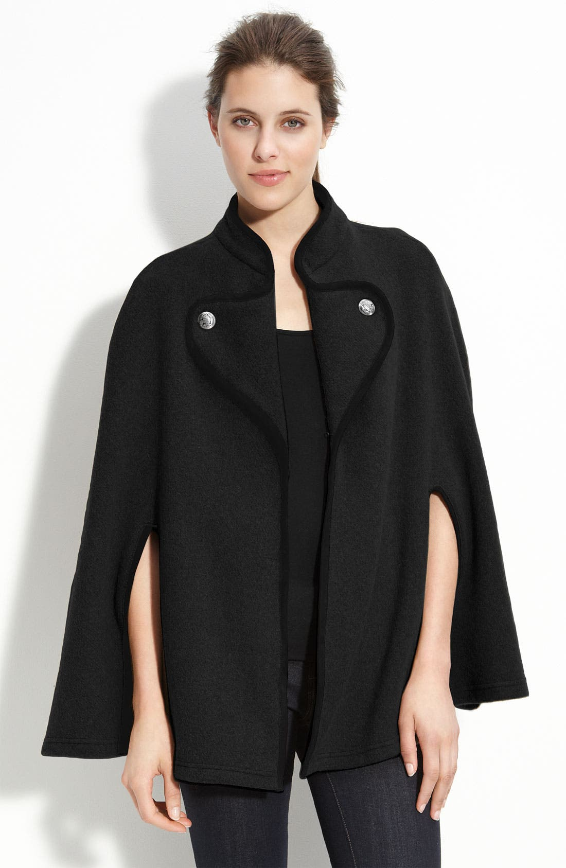 Lauren by Ralph Lauren Cape, Main, color, 001