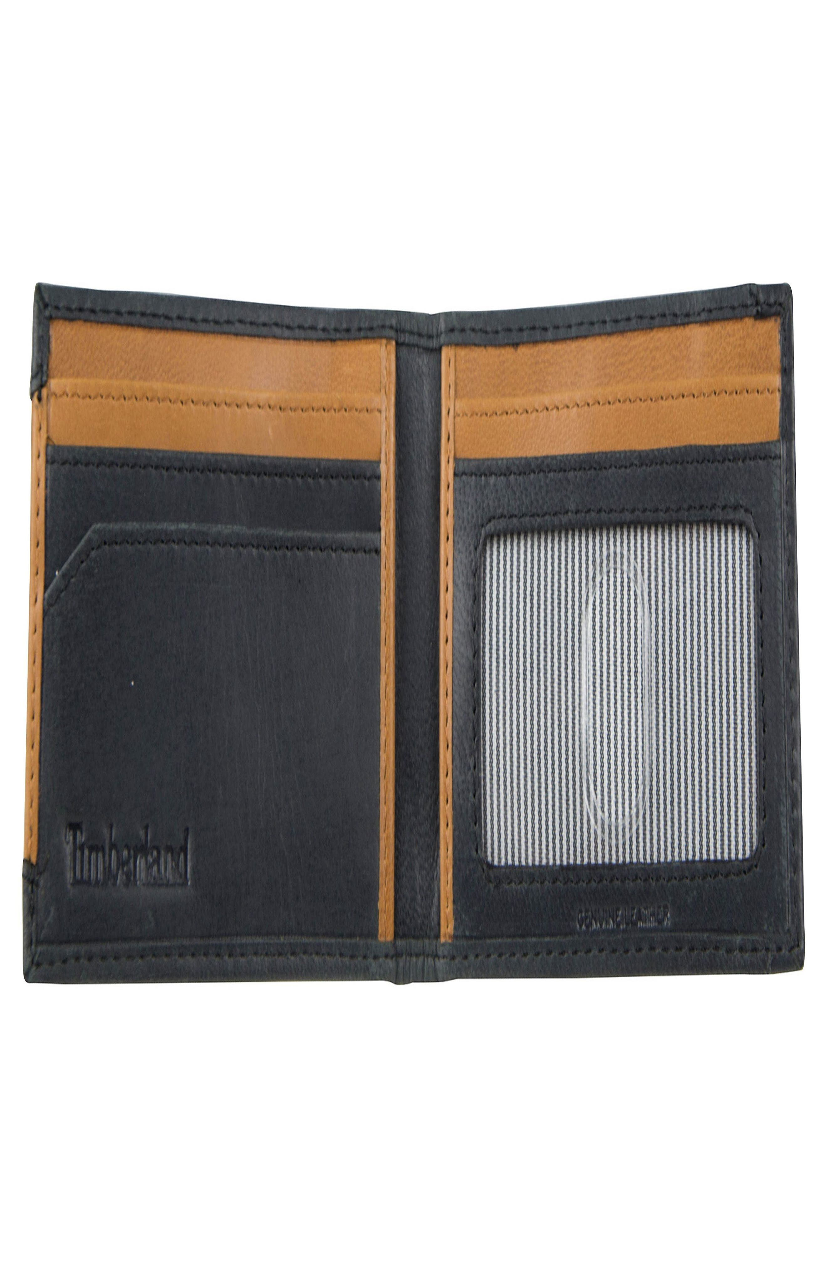 Cloudy Leather Wallet,                             Alternate thumbnail 2, color,                             001
