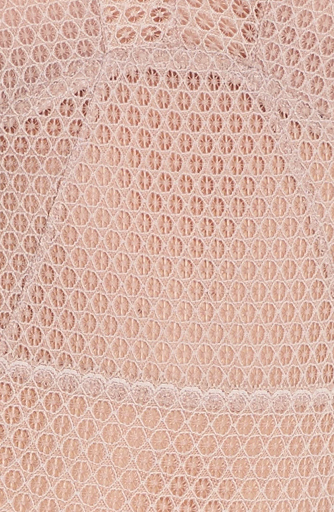 Pointelle Bodysuit,                             Alternate thumbnail 10, color,