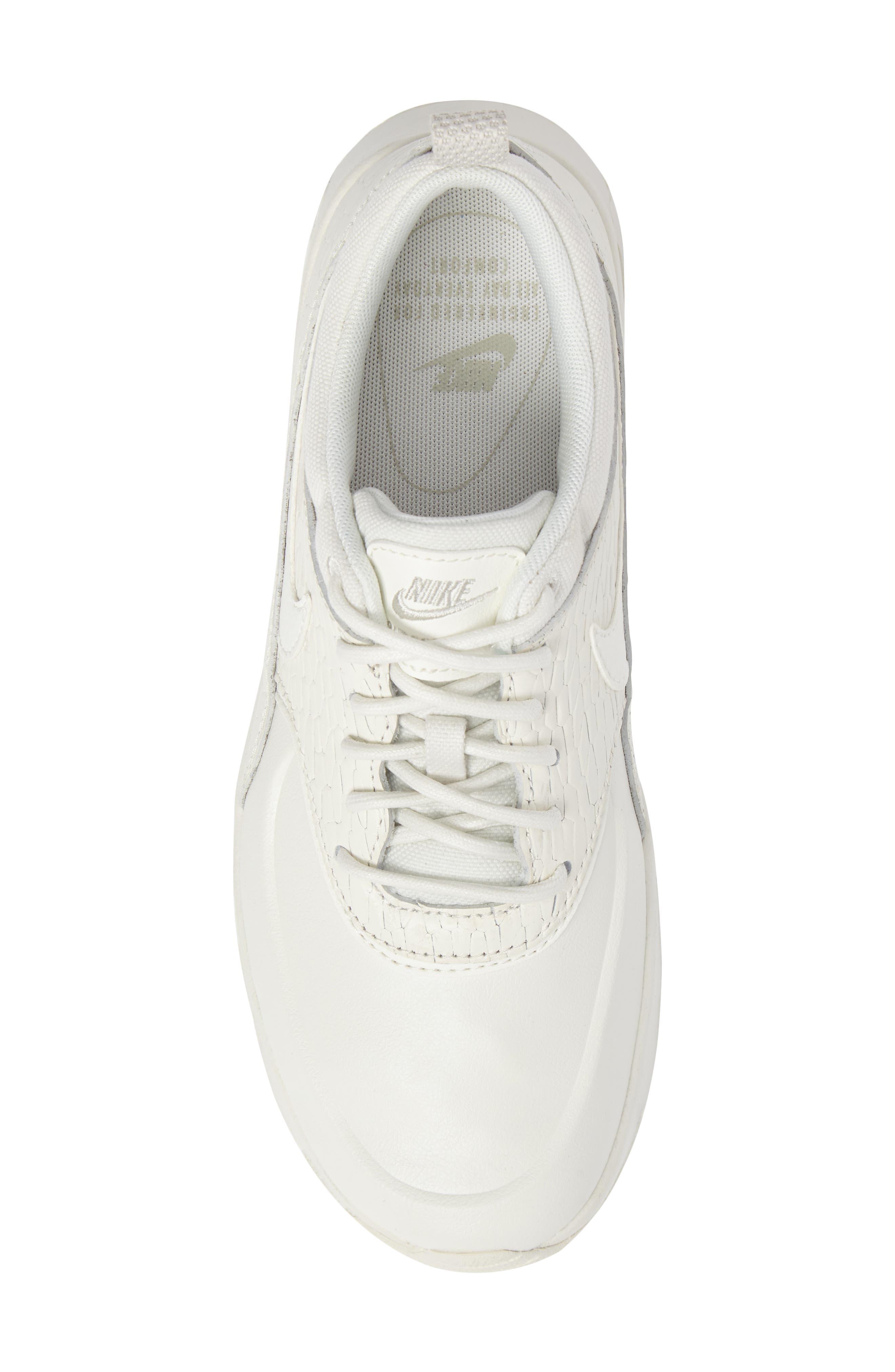 Air Max Thea Premium Sneaker,                             Alternate thumbnail 15, color,