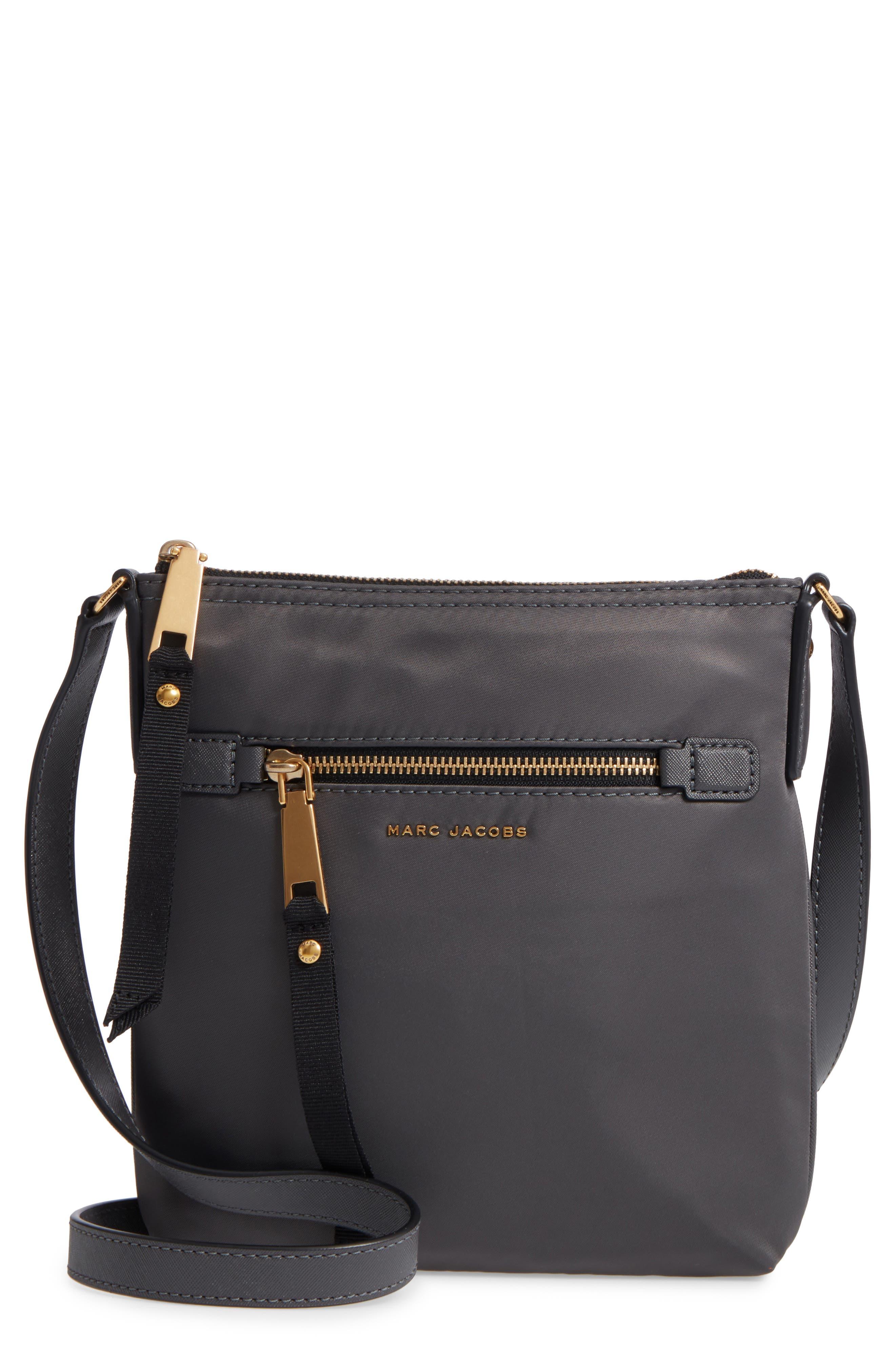 Trooper Nylon Crossbody Bag,                         Main,                         color, 022