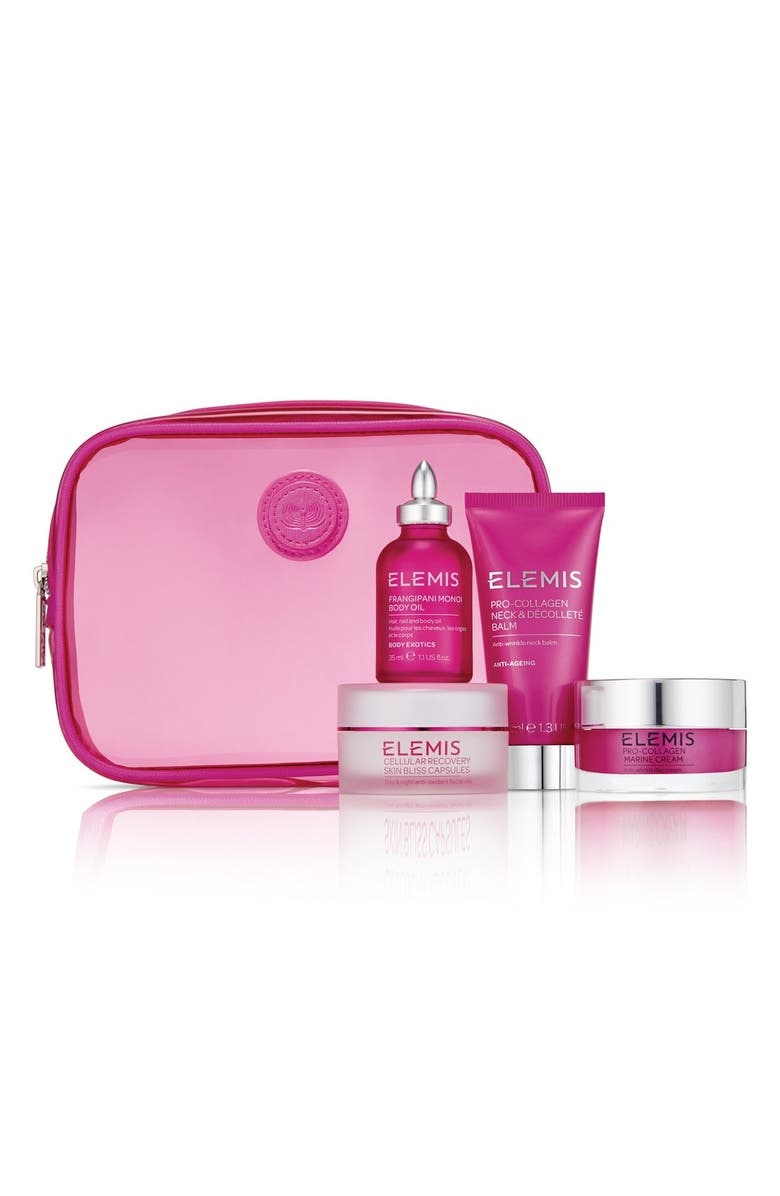Elemis 'The Hero Collection for Breast Cancer Care' Set ($145 Value) | Nordstrom