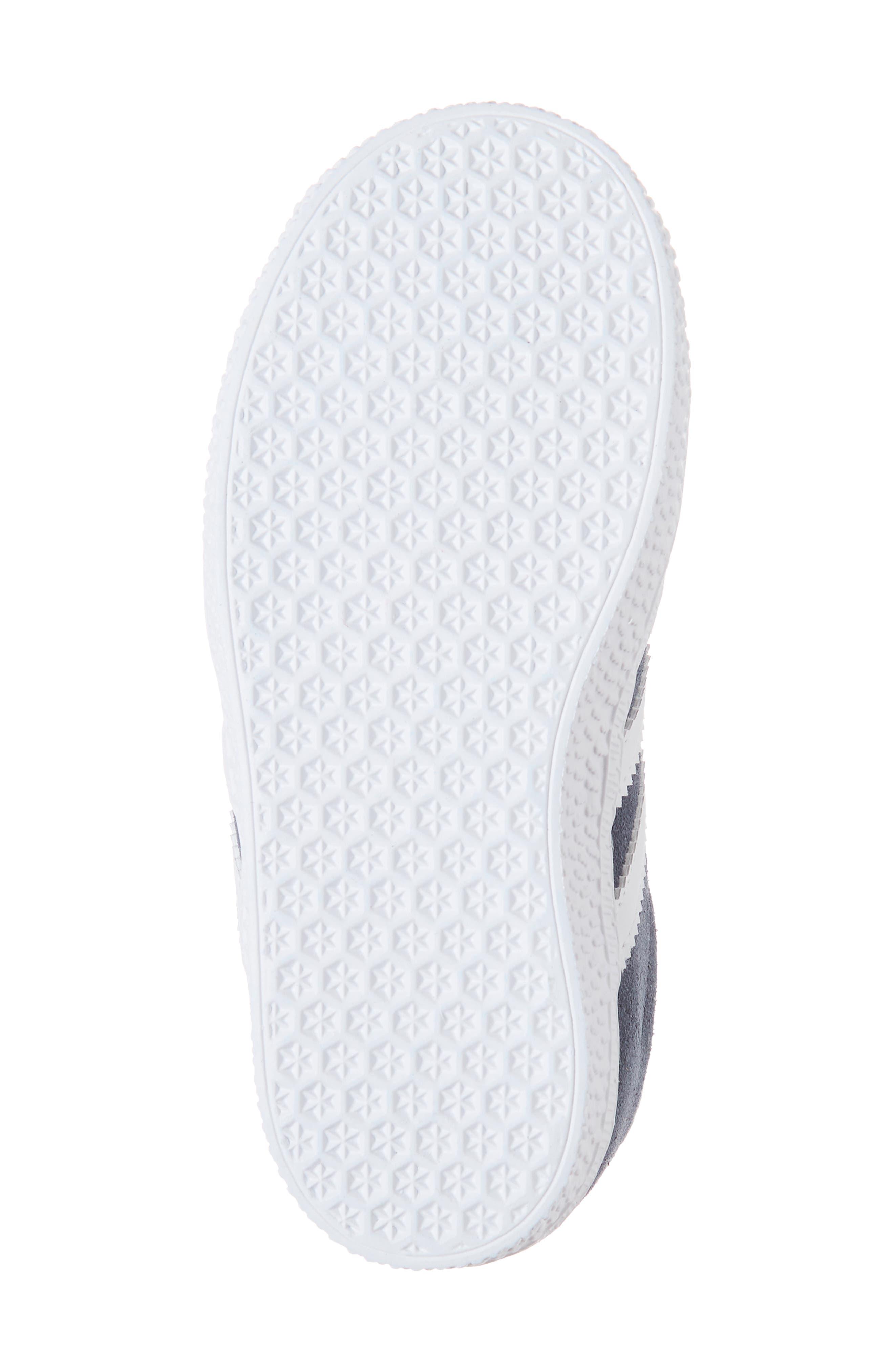 Gazelle Sneaker,                             Alternate thumbnail 6, color,                             NAVY/ WHITE