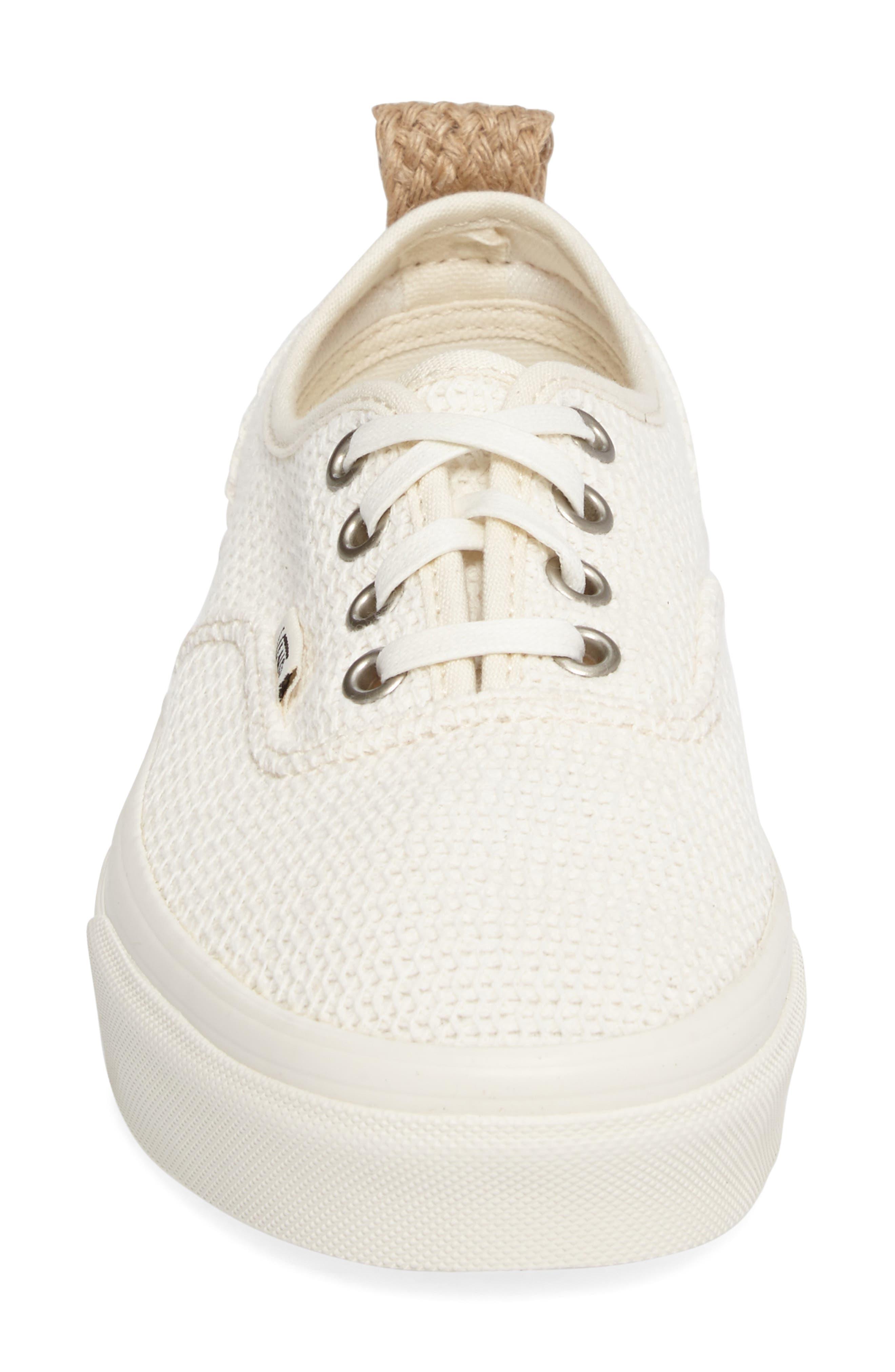 Um Authentic PT Sneaker,                             Alternate thumbnail 4, color,                             100