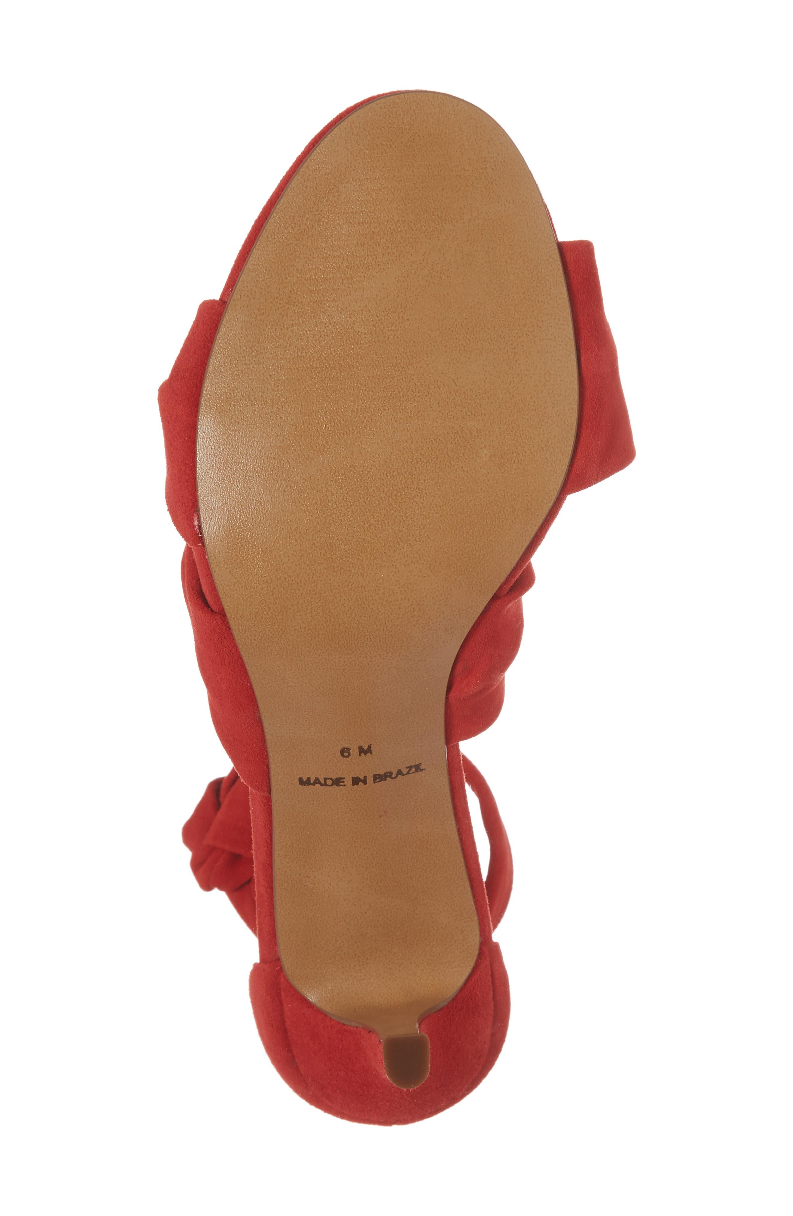 Anni Tie Ankle Sandal,                             Alternate thumbnail 17, color,