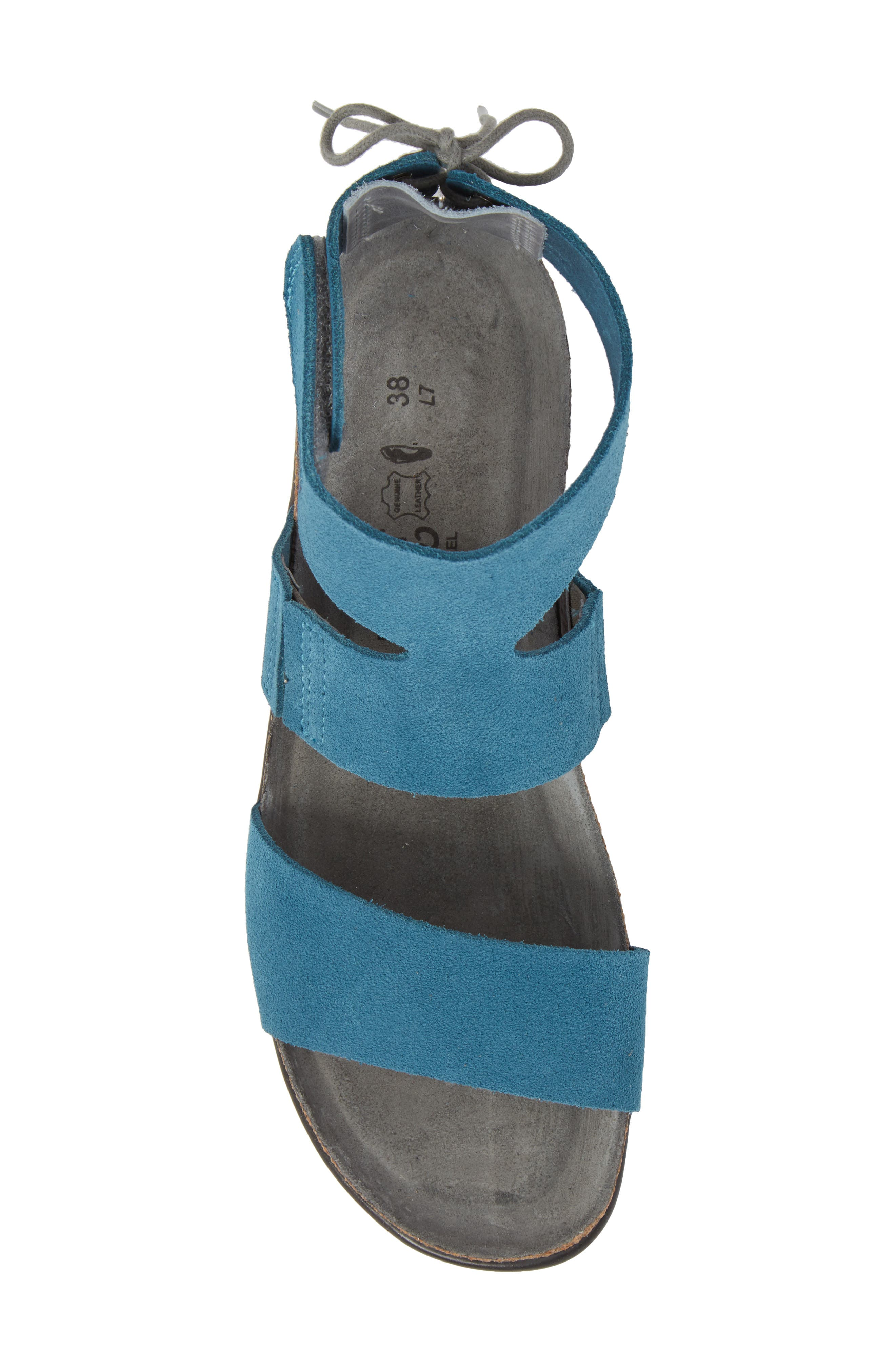Larissa Ankle Strap Sandal,                             Alternate thumbnail 20, color,