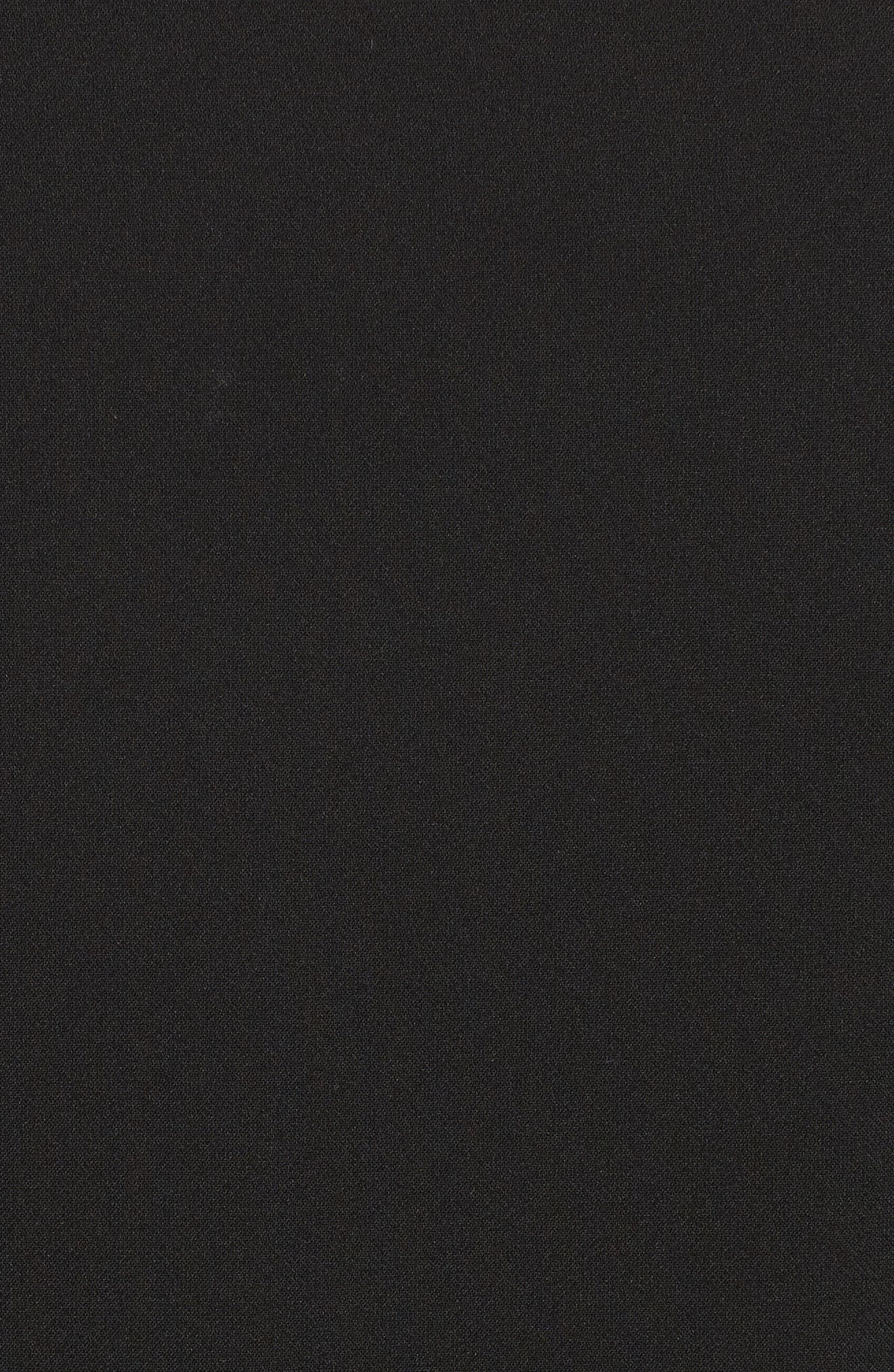 Marcela Bell Sleeve Top,                             Alternate thumbnail 5, color,                             001