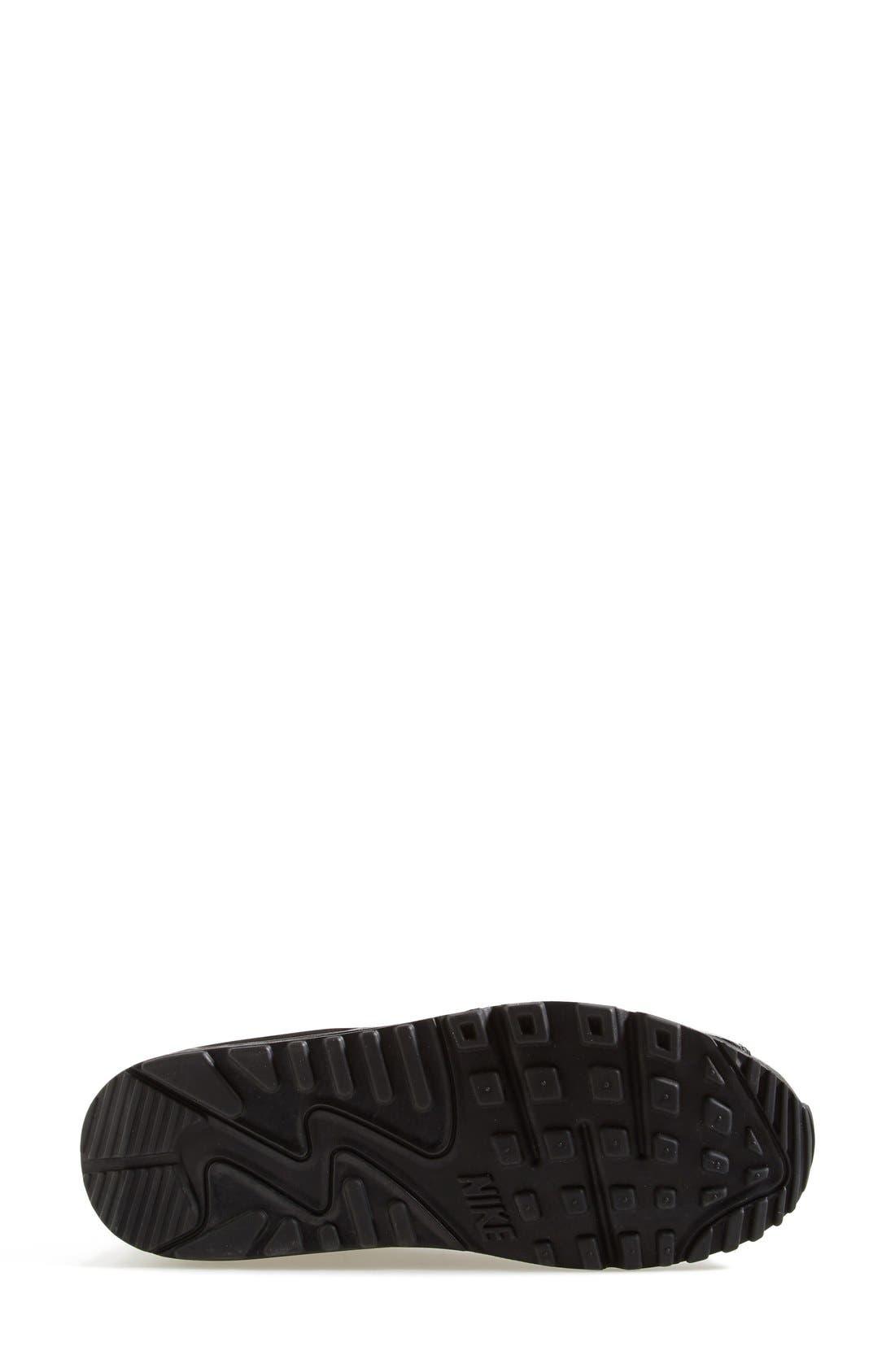 'Air Max 90 - Premium' Sneaker,                             Alternate thumbnail 2, color,                             002