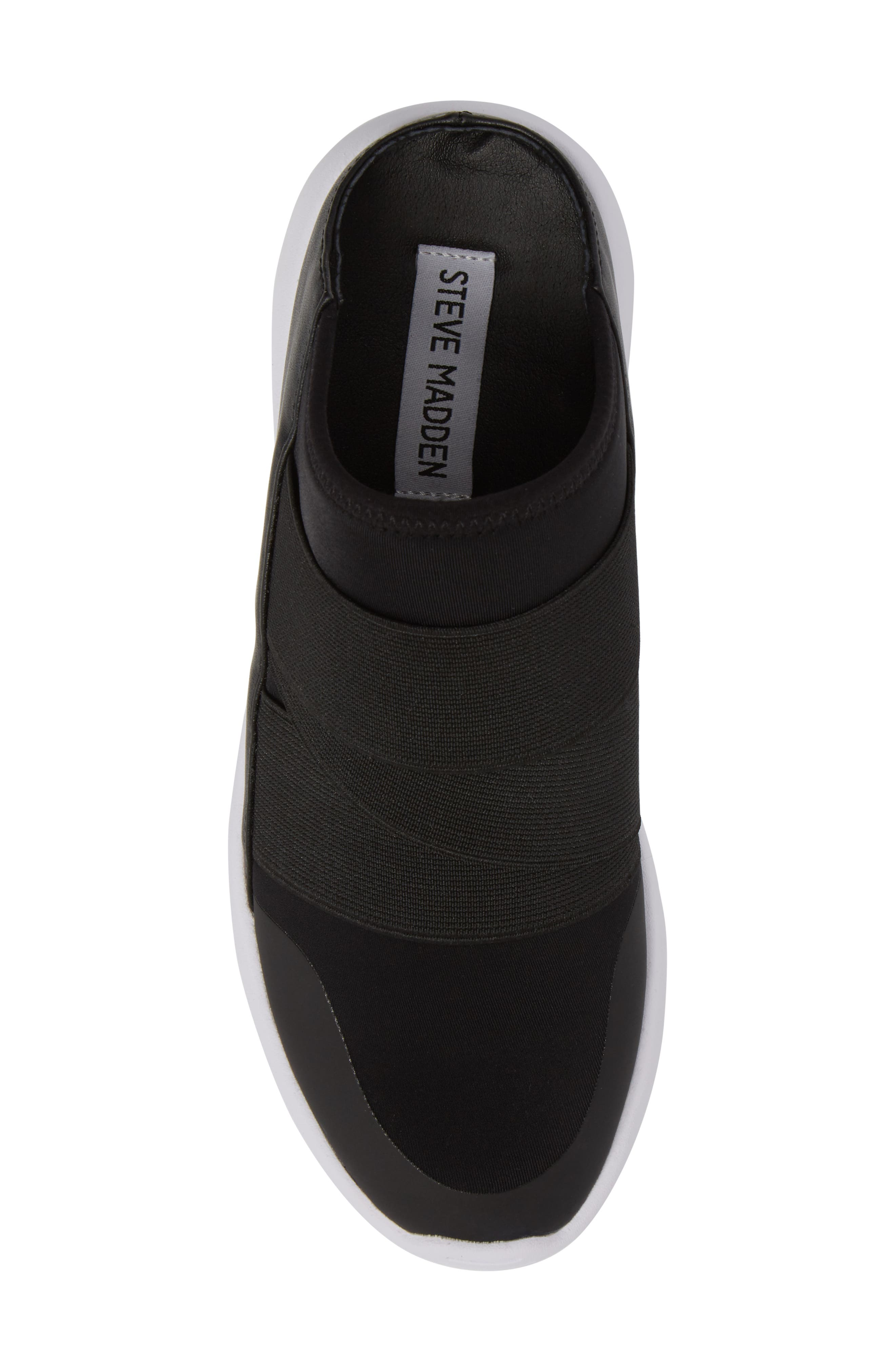 Vine Slip-On Sneaker,                             Alternate thumbnail 5, color,                             001