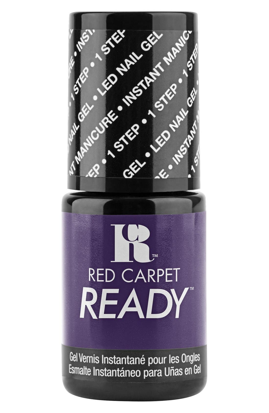 'Red Carpet Ready' LED Nail Gel Polish,                             Main thumbnail 13, color,