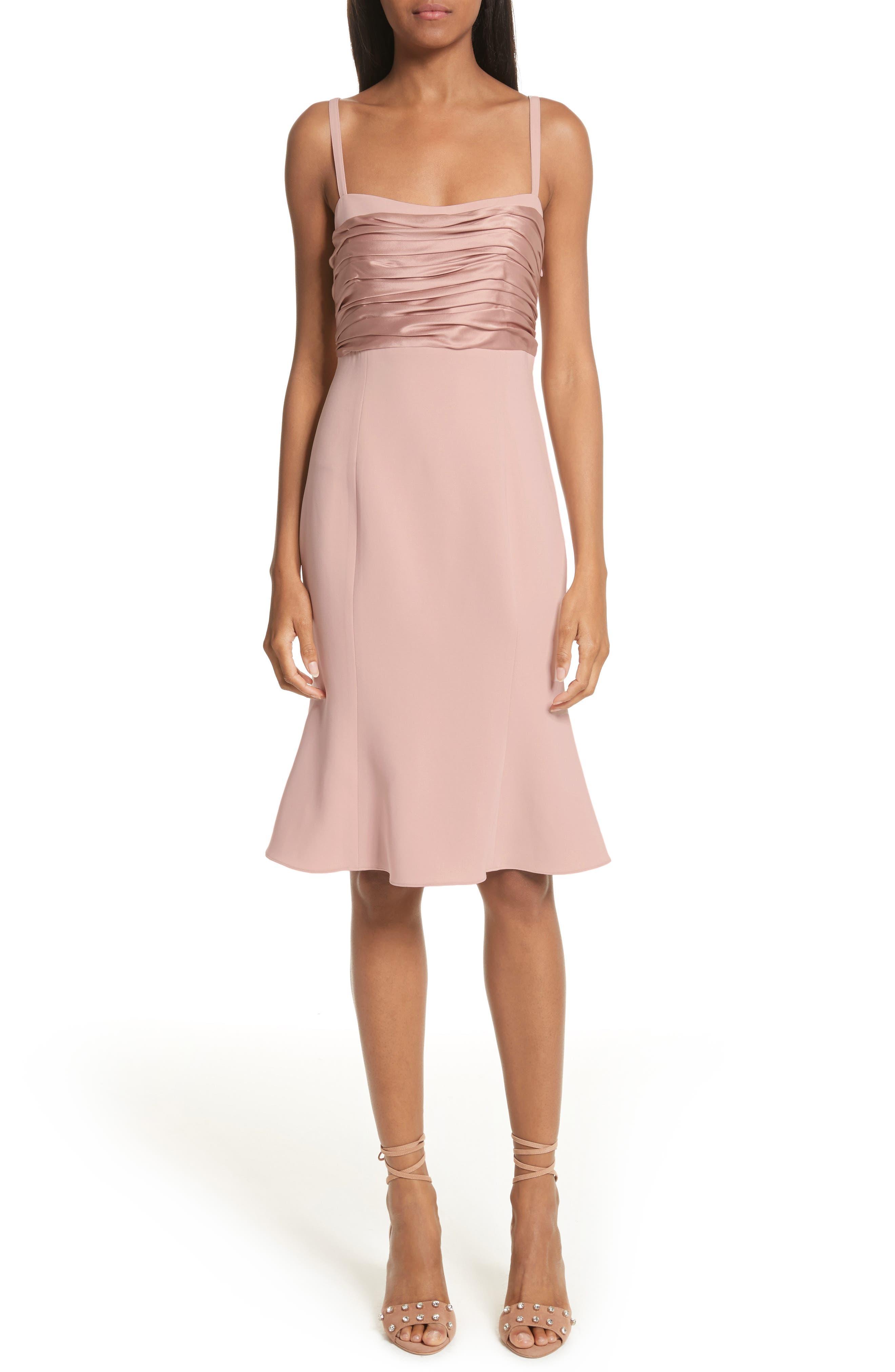 Paloma Fit & Flare Dress,                             Main thumbnail 1, color,                             563