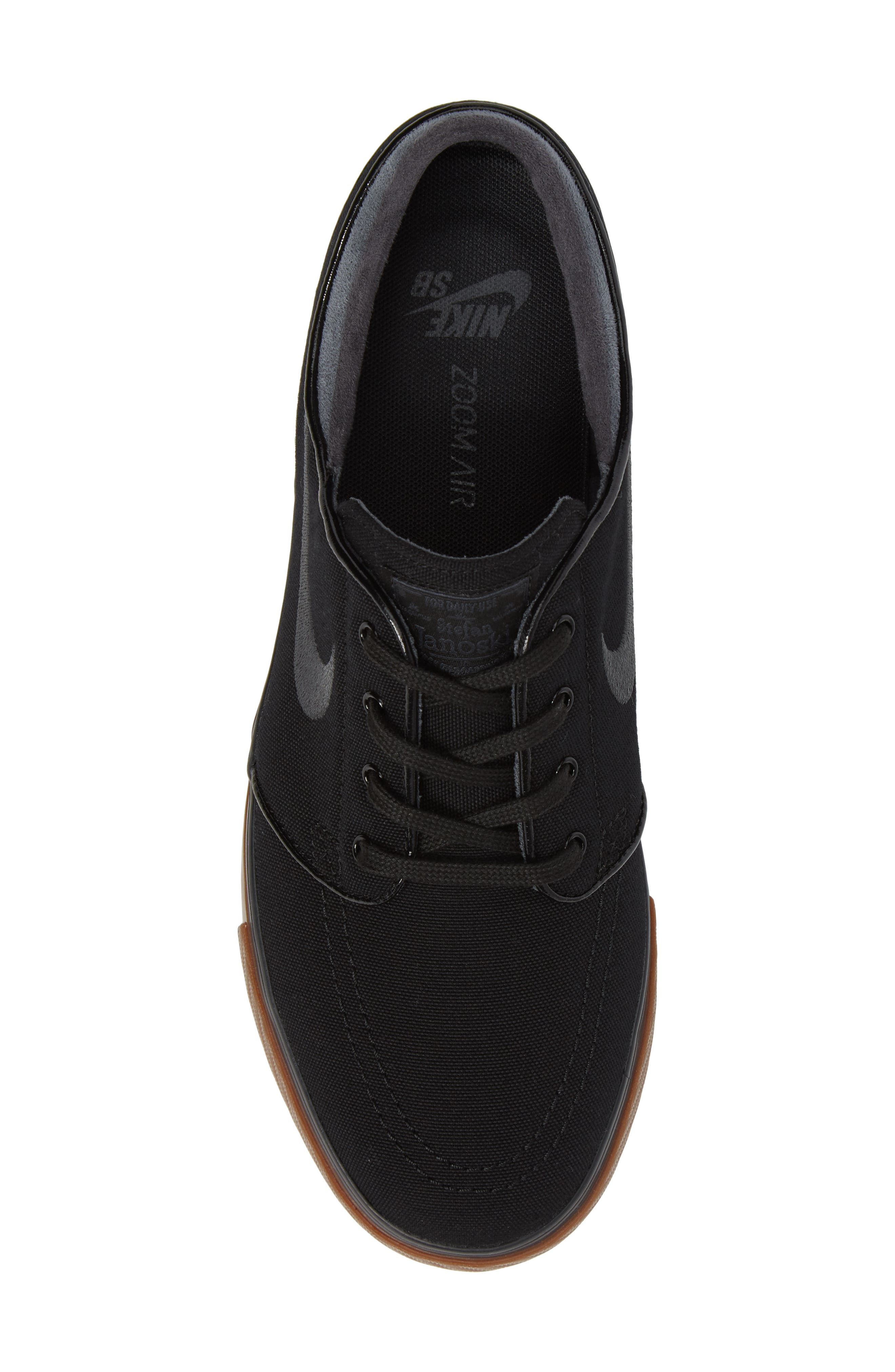 Zoom - Stefan Janoski SB Canvas Skate Shoe,                             Alternate thumbnail 183, color,