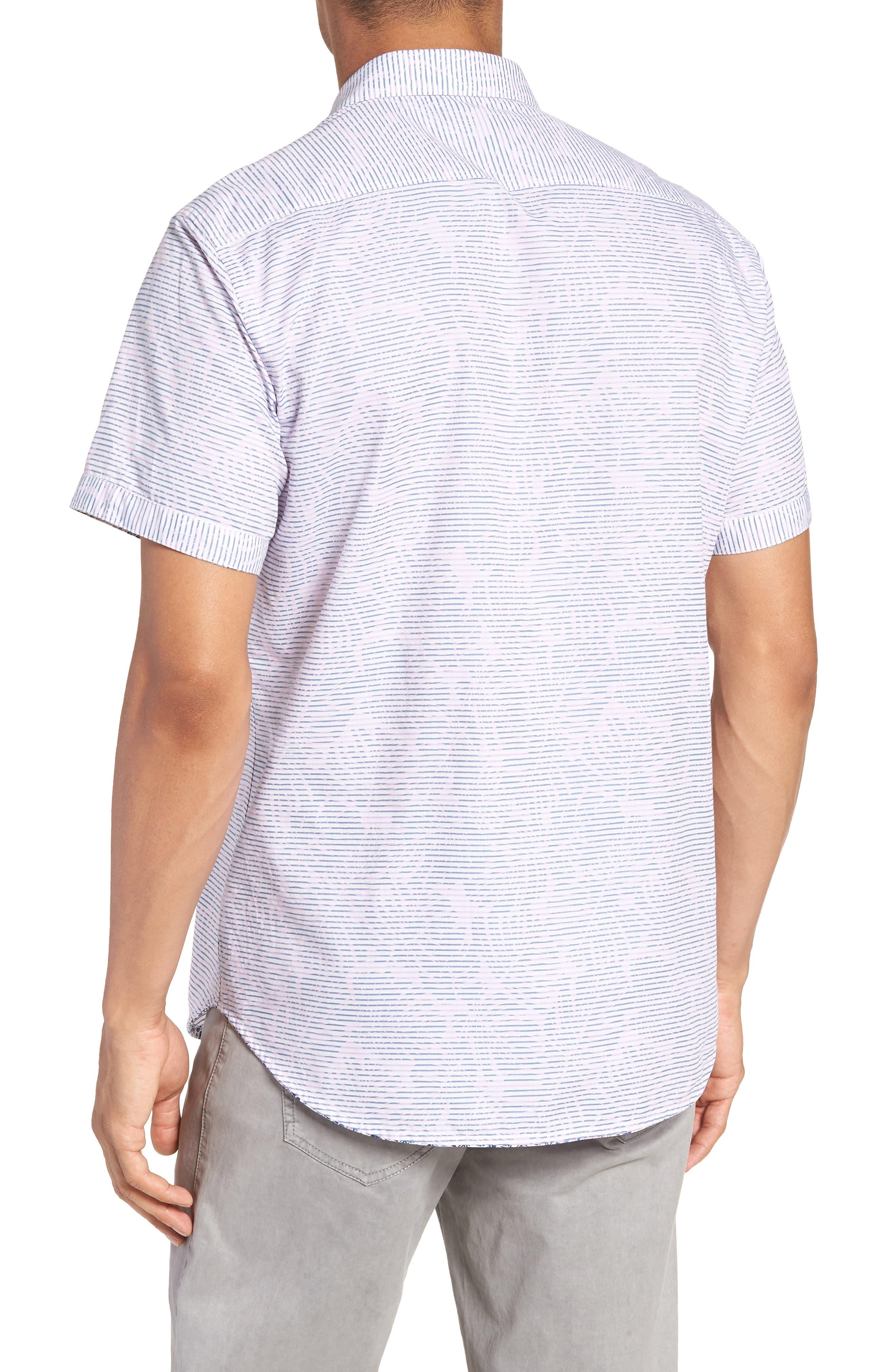 El Carmelo Classic Fit Sport Shirt,                             Alternate thumbnail 2, color,                             652