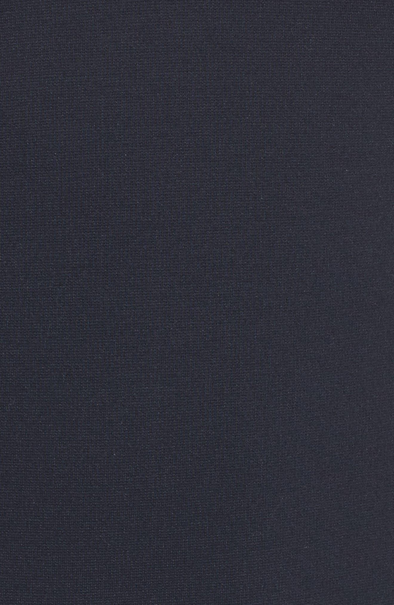 Ruffle Sheath Dress,                             Alternate thumbnail 5, color,                             410