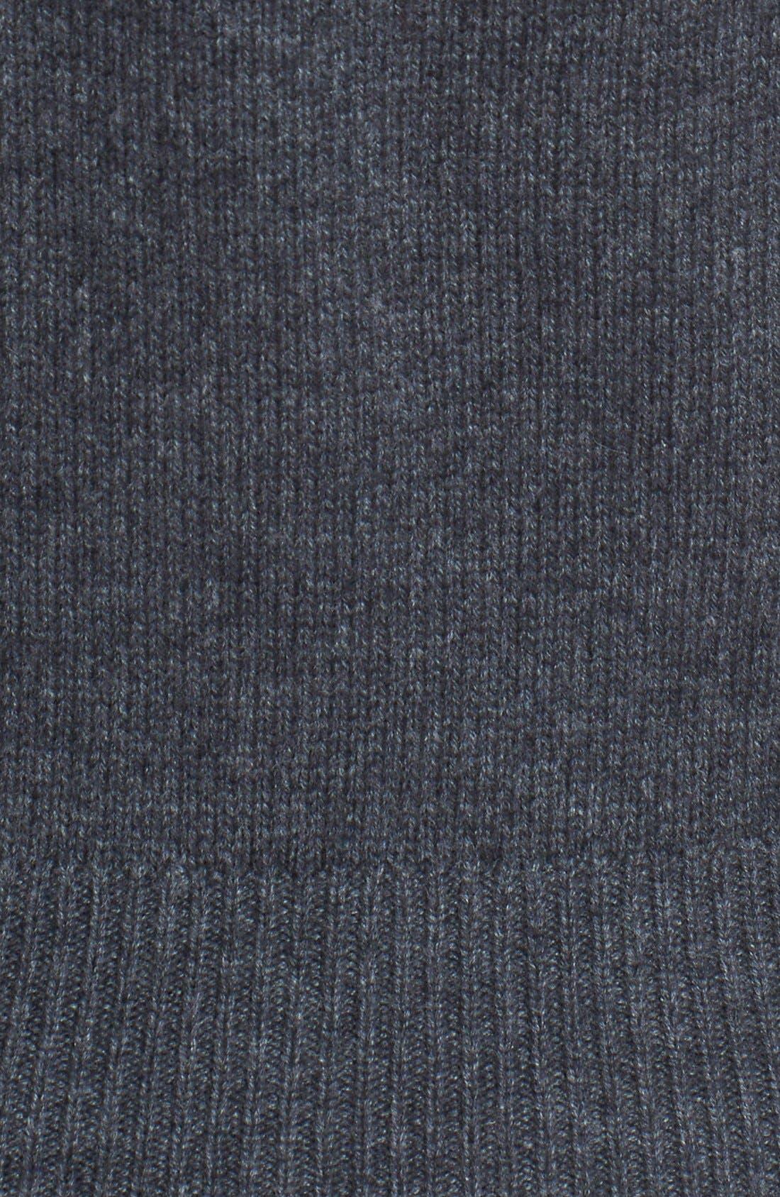 BURBERRY LONDON,                             Embellished Crewneck Sweater,                             Alternate thumbnail 2, color,                             026