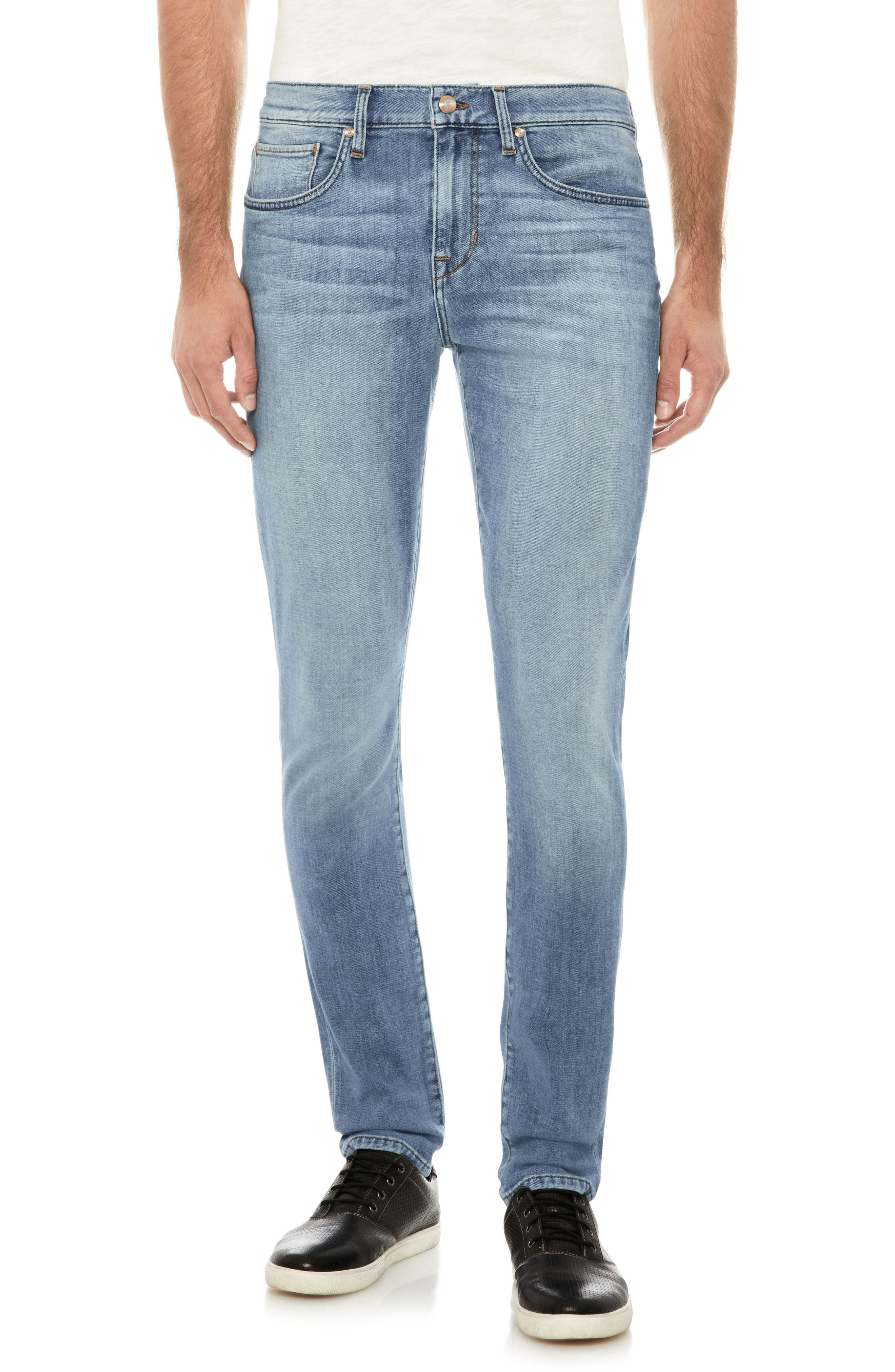 Legend Skinny Fit Jeans,                         Main,                         color, 451