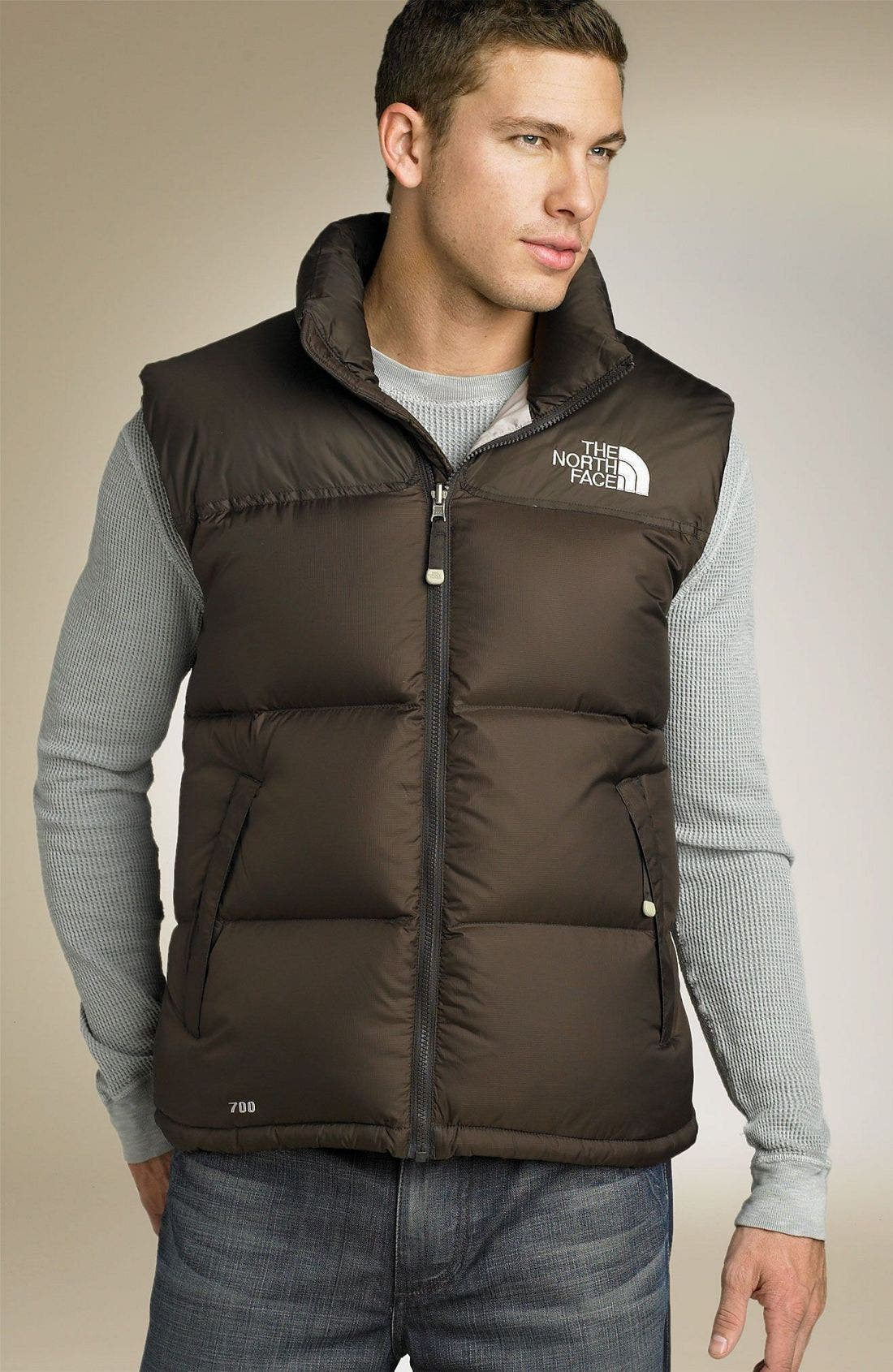 'Nuptse' Quilted Vest,                             Main thumbnail 9, color,
