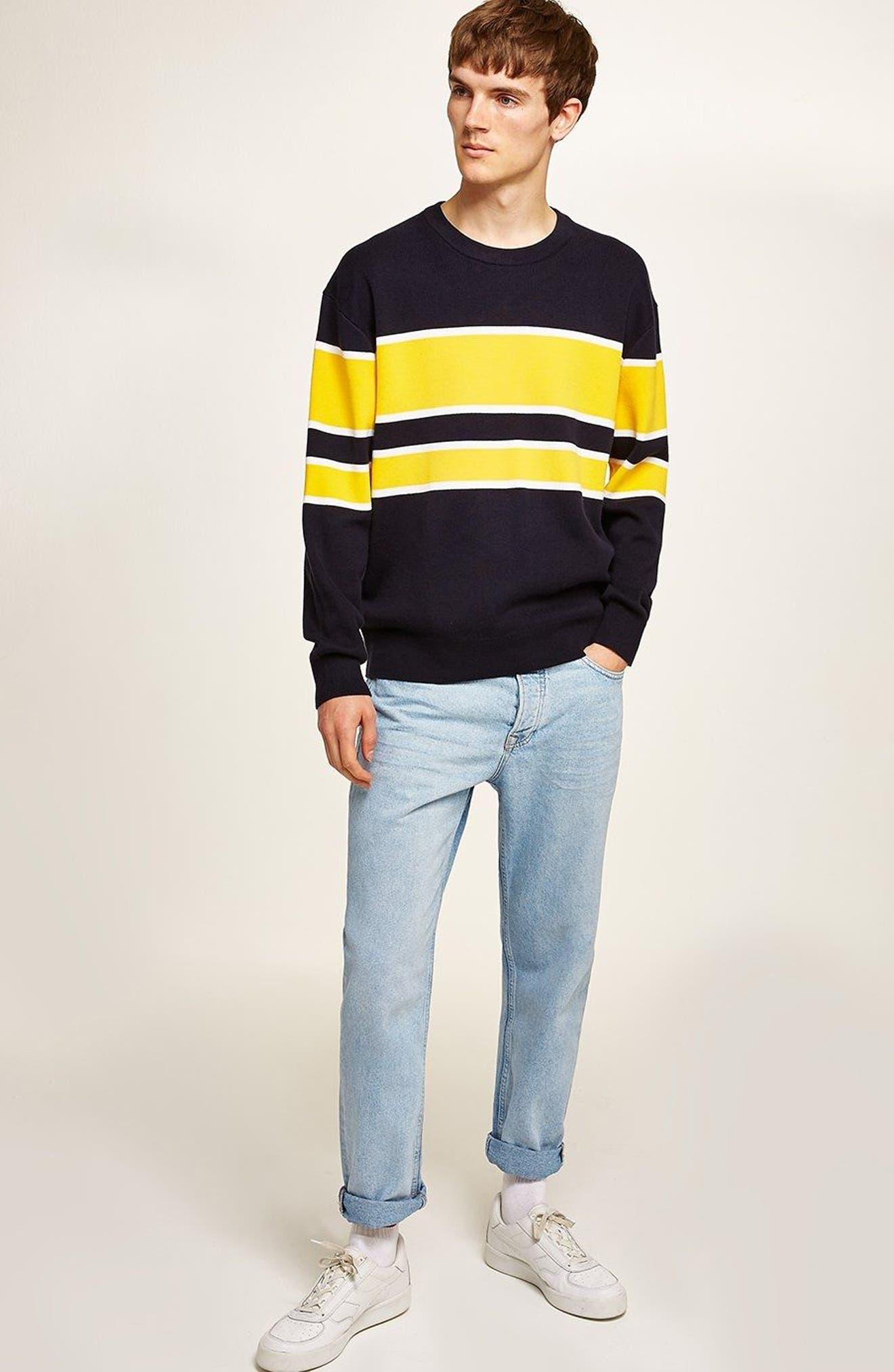 Original Fit Jeans,                             Alternate thumbnail 5, color,                             400