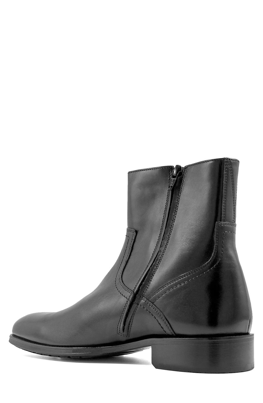 Capital Zip Boot,                             Alternate thumbnail 2, color,                             001