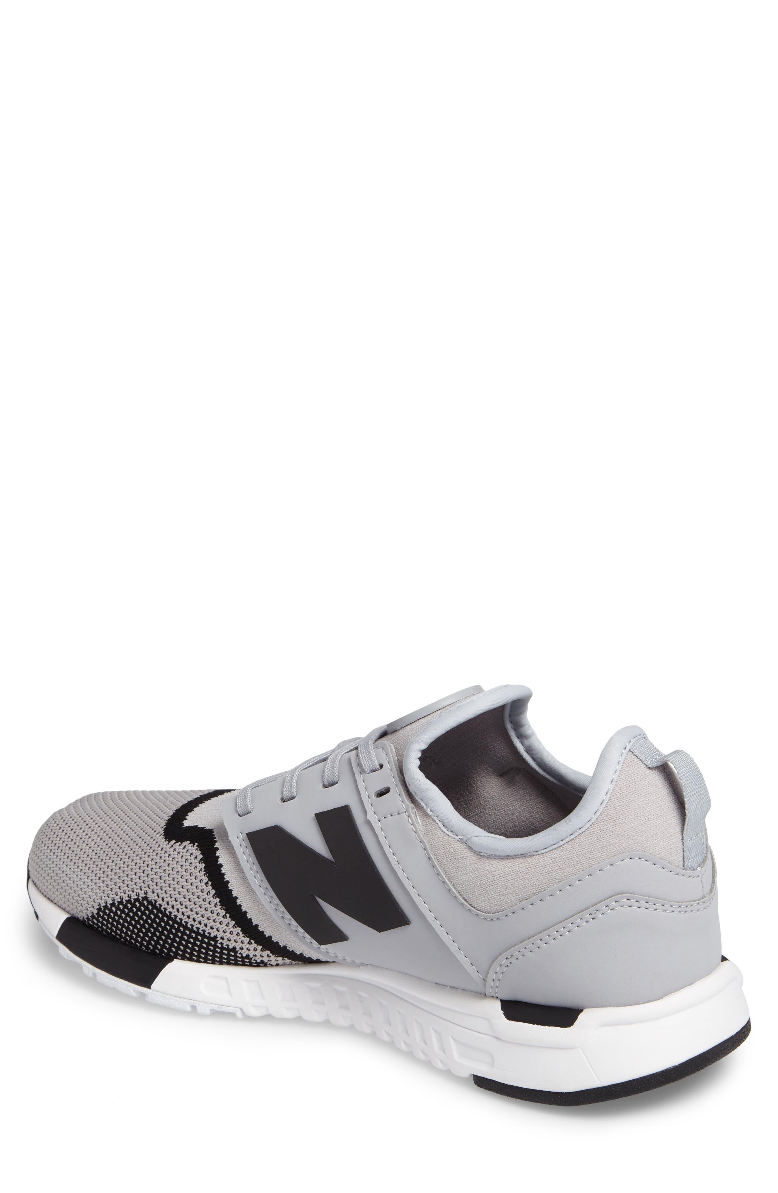 247 Sport Knit Sneaker,                             Alternate thumbnail 2, color,                             030