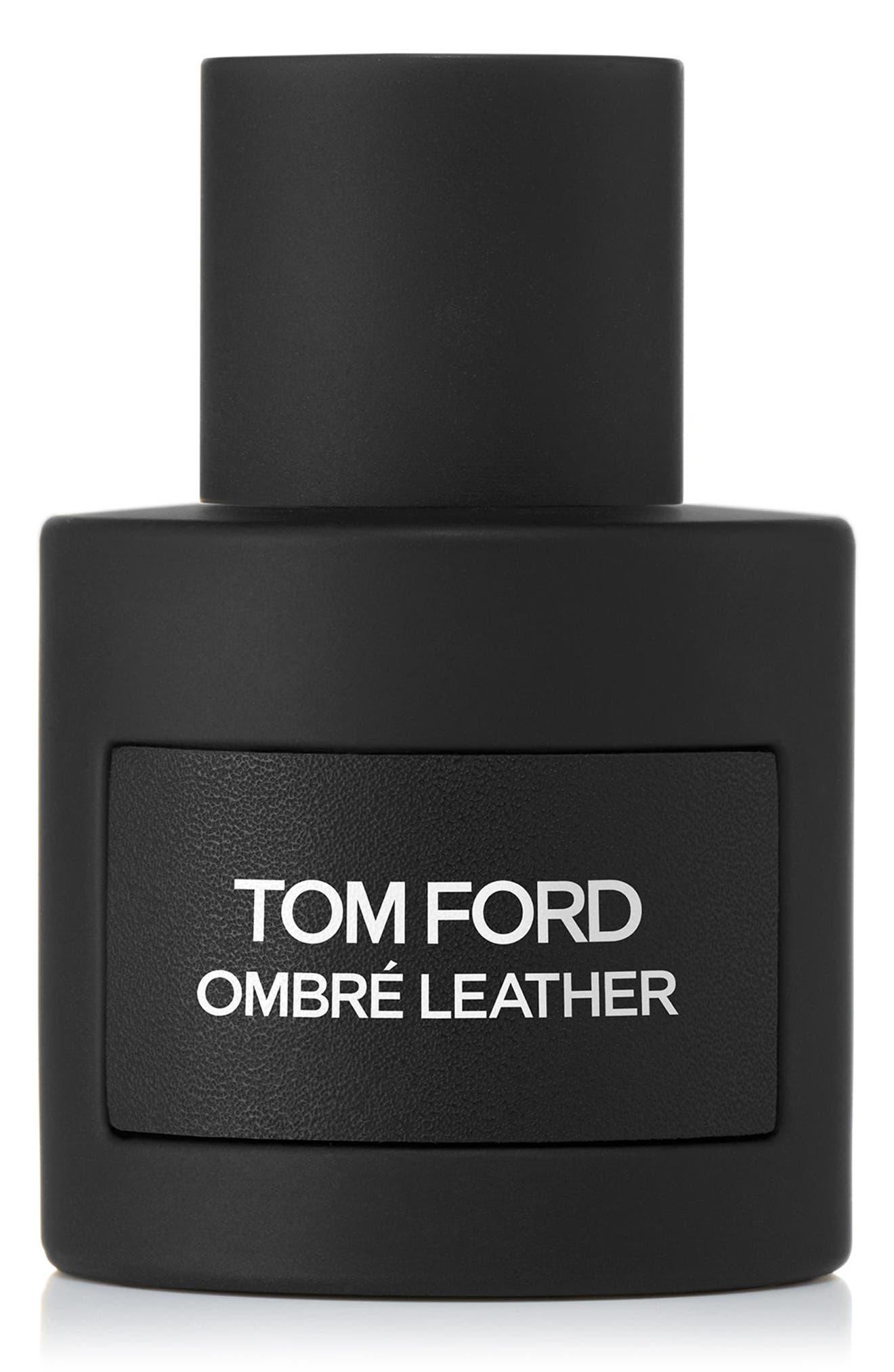 Ombré Leather Eau de Parfum,                             Main thumbnail 1, color,                             NO COLOR