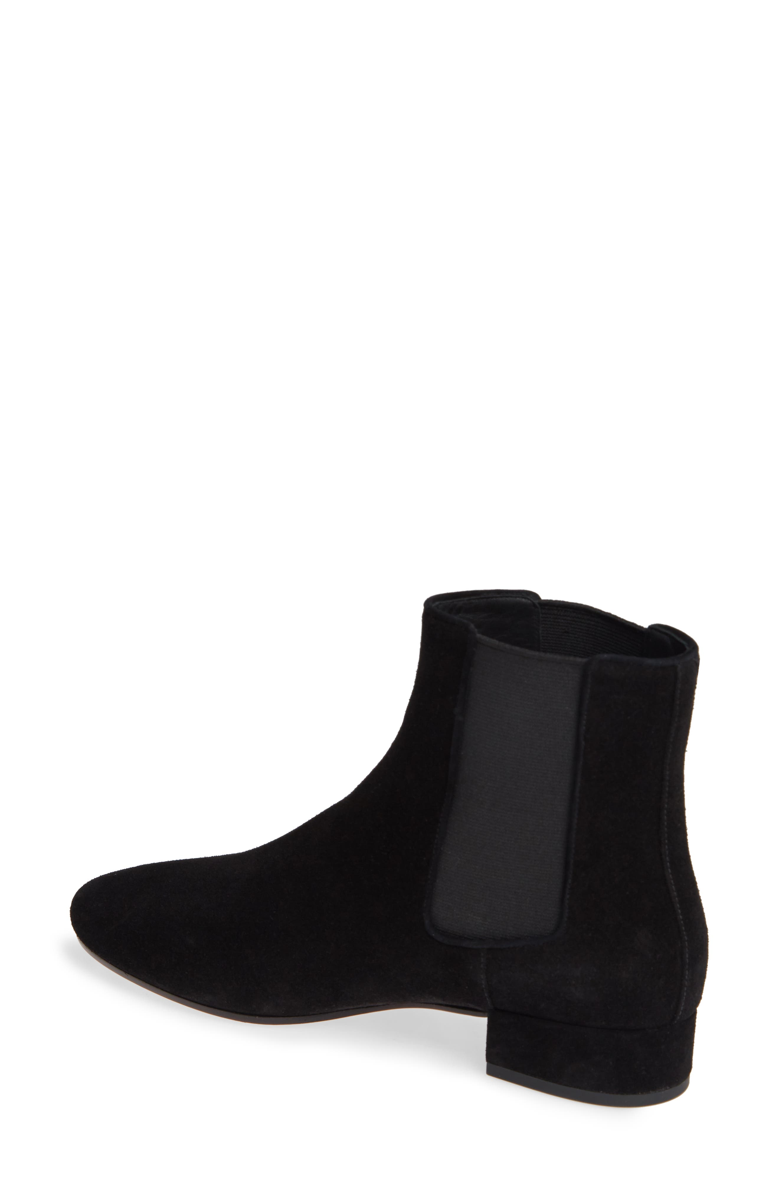 Pascal Chelsea Boot,                             Alternate thumbnail 2, color,                             PERFECT BLACK
