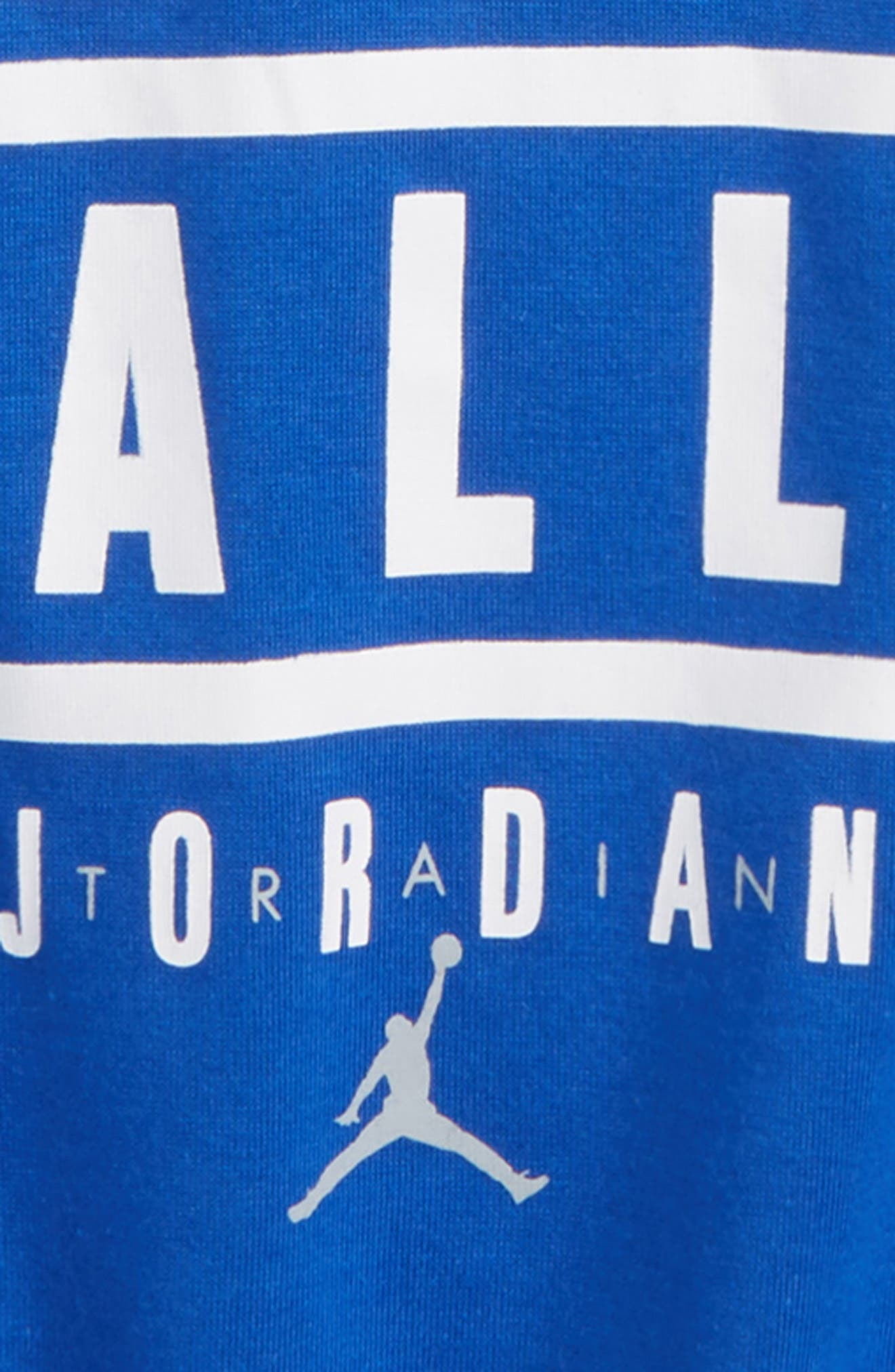 Jordan Motivational Dri-FIT T-Shirt,                             Alternate thumbnail 2, color,                             433