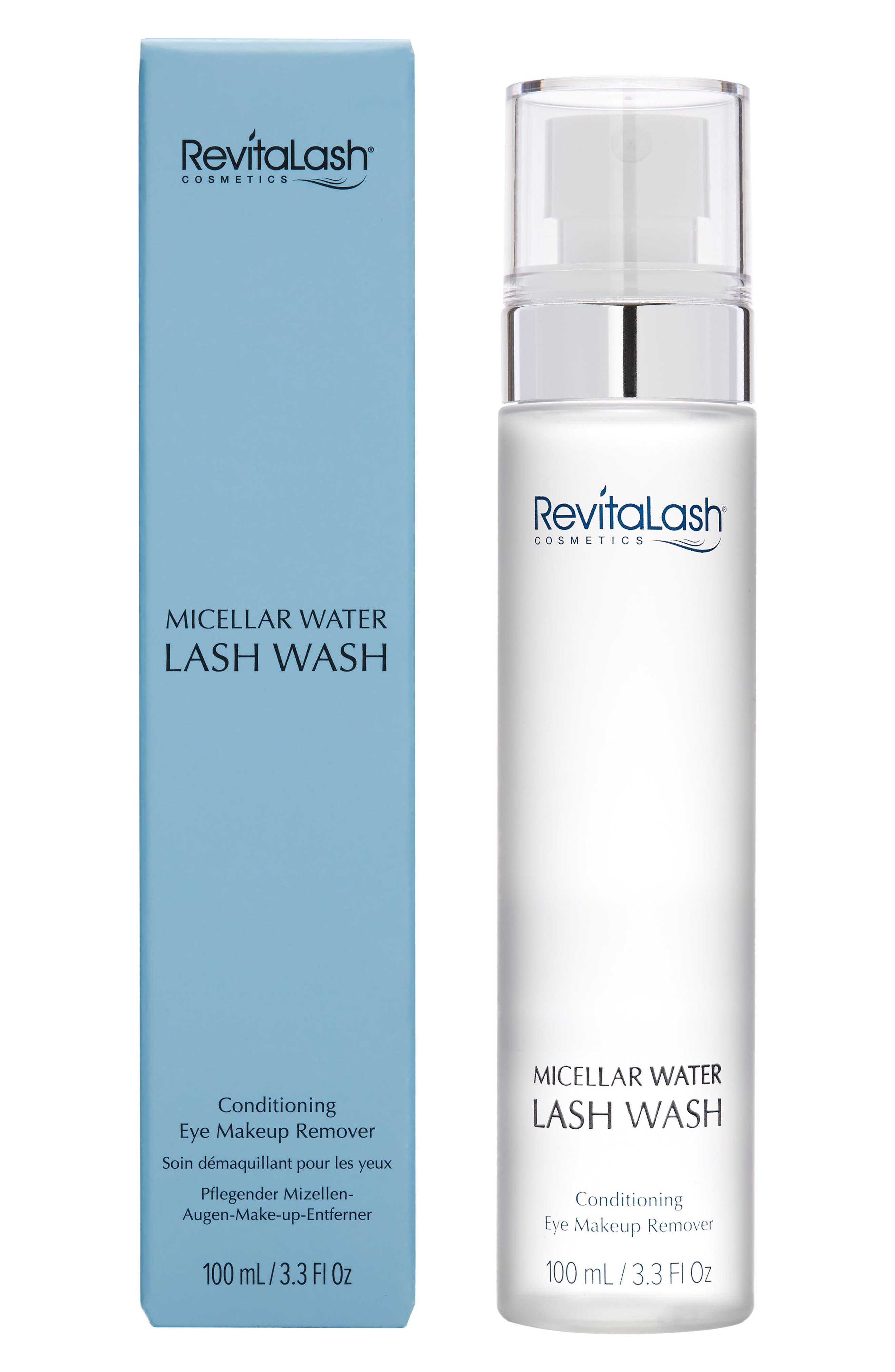 Micellar Water Lash Wash,                             Alternate thumbnail 2, color,                             NO COLOR