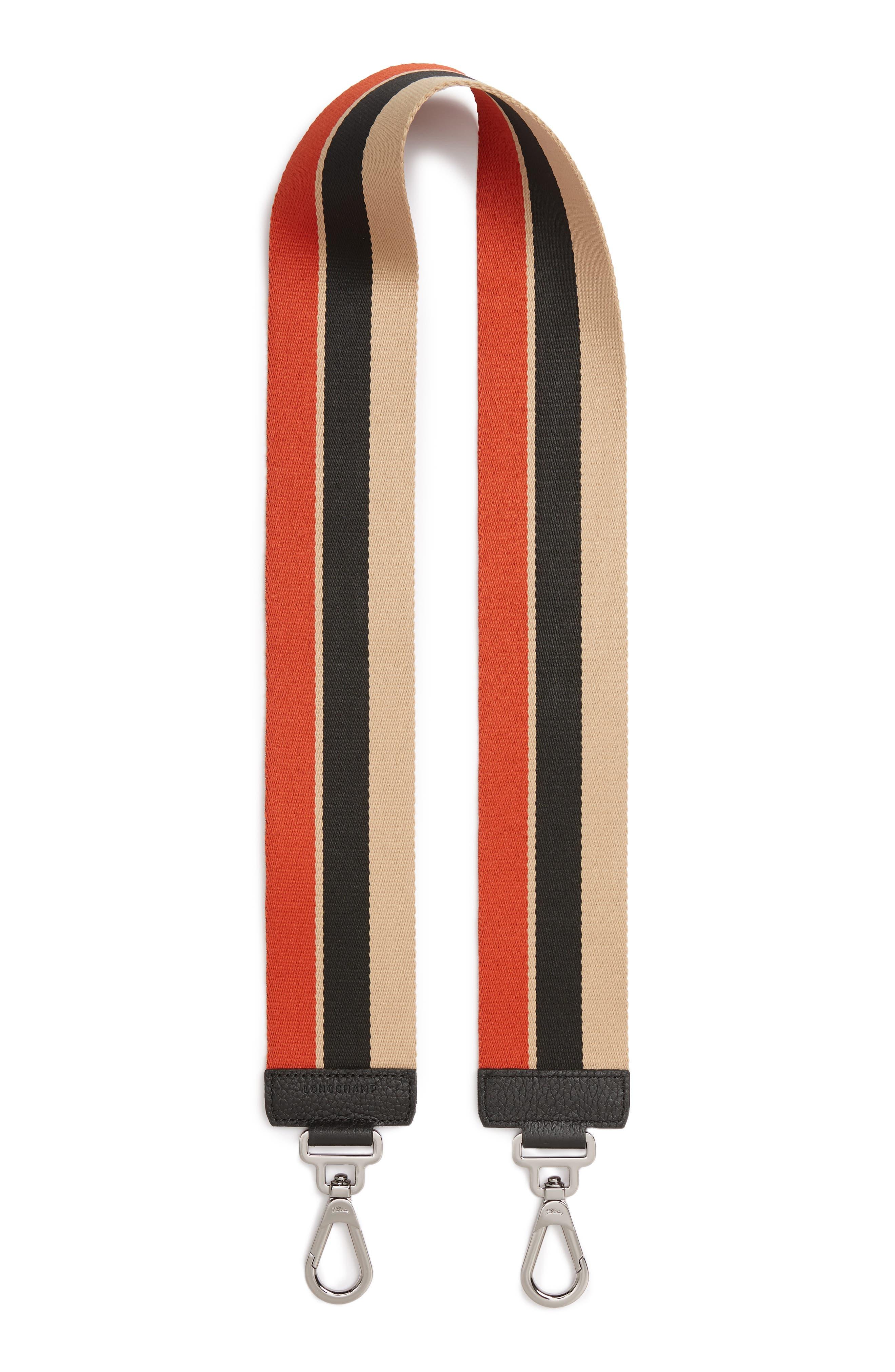 Madeleine Stripe Shoulder Strap,                             Main thumbnail 1, color,                             616