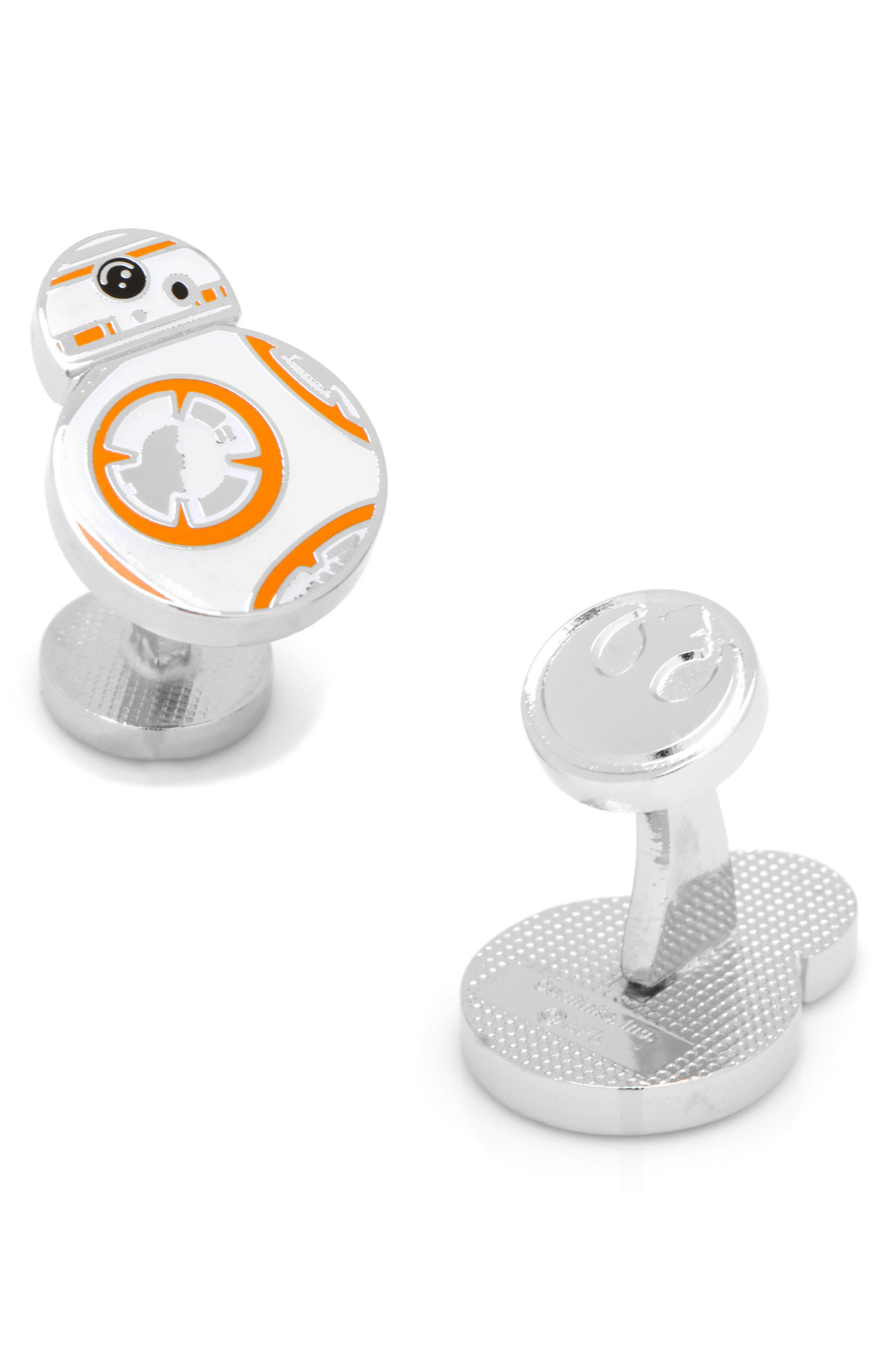 """Star Wars"" BB8 Droid Cuff Links,                             Main thumbnail 1, color,                             040"