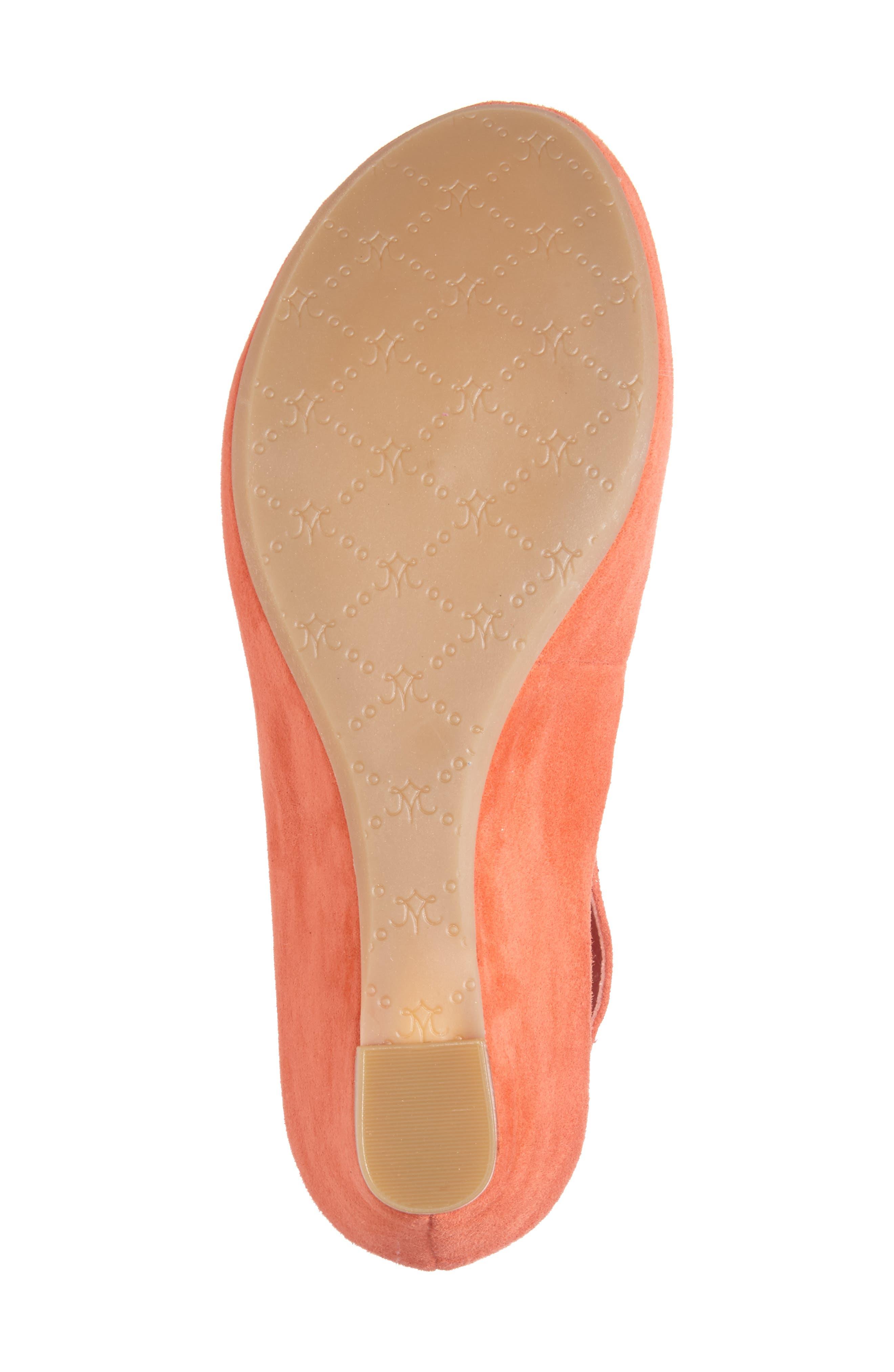 'Tricia' Ankle Strap Sandal,                             Alternate thumbnail 22, color,