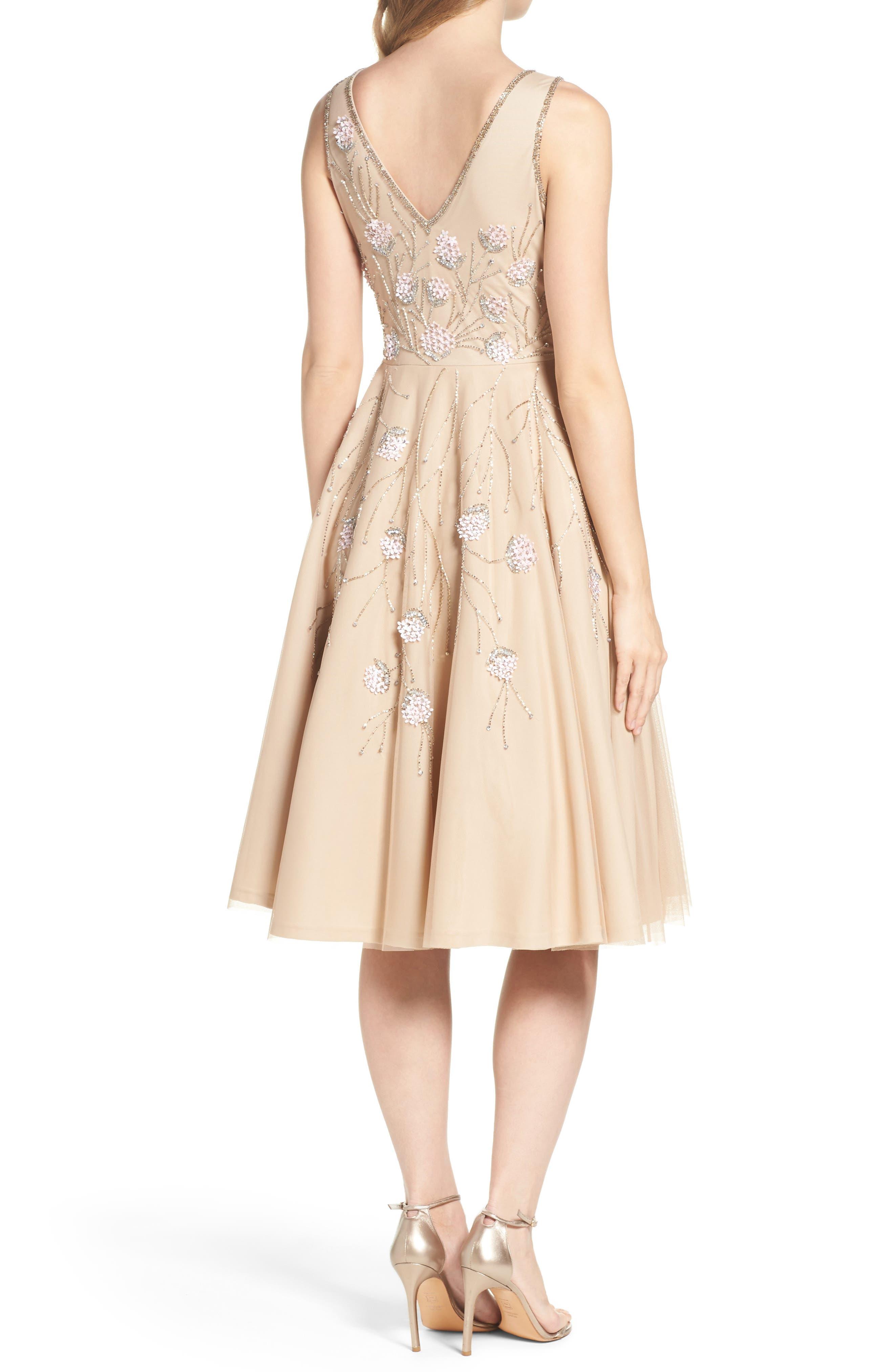 Embellished Dress,                             Alternate thumbnail 2, color,