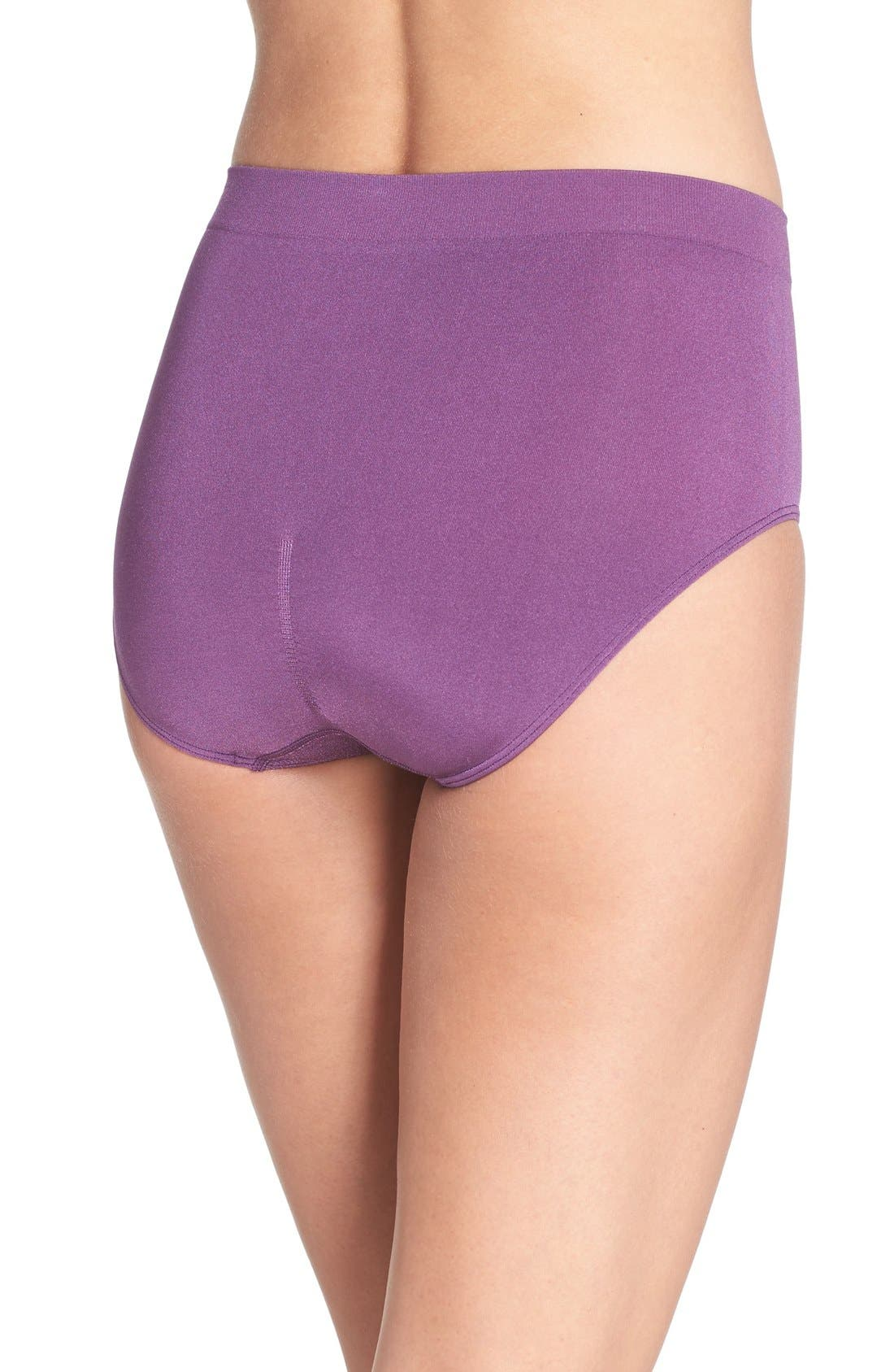 B Smooth Briefs,                             Alternate thumbnail 134, color,