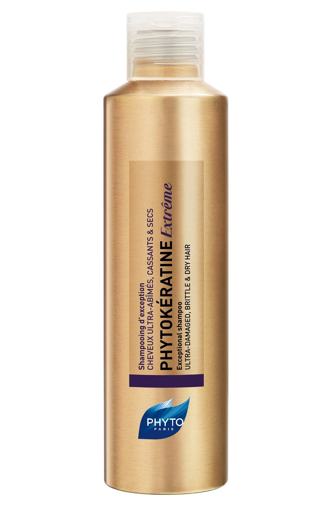 Phytokératine Extrême Exceptional Shampoo,                             Main thumbnail 1, color,                             NO COLOR