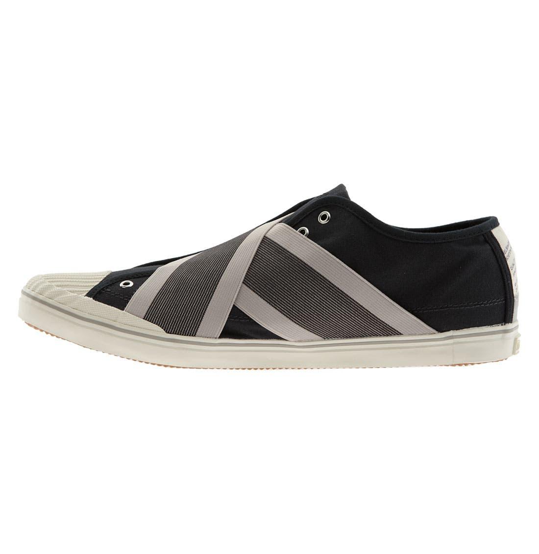 'Skymra' Slip-On Sneaker,                             Alternate thumbnail 2, color,                             001