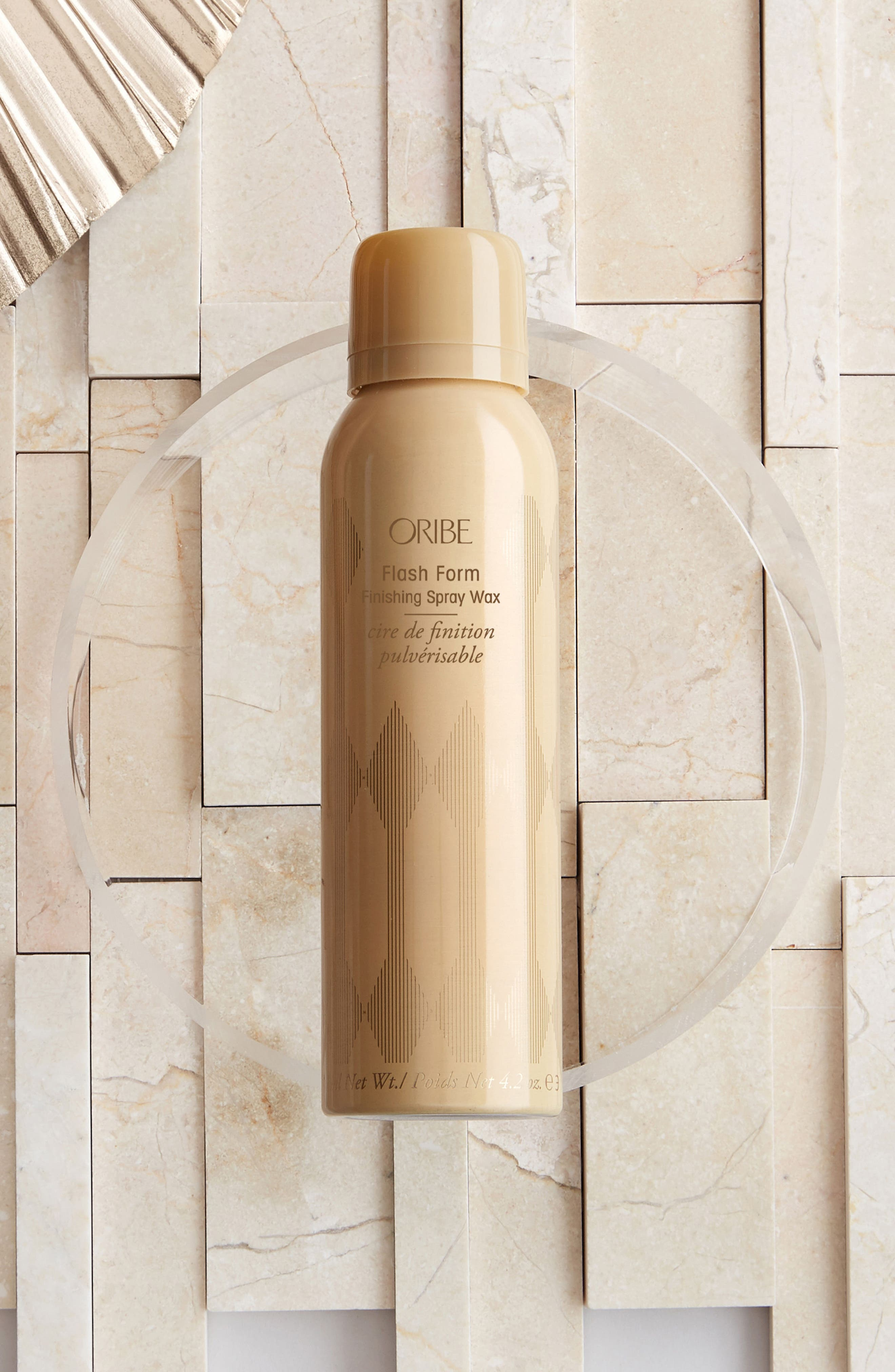 SPACE.NK.apothecary Oribe Flash Form Finishing Spray Wax,                             Alternate thumbnail 4, color,                             NO COLOR