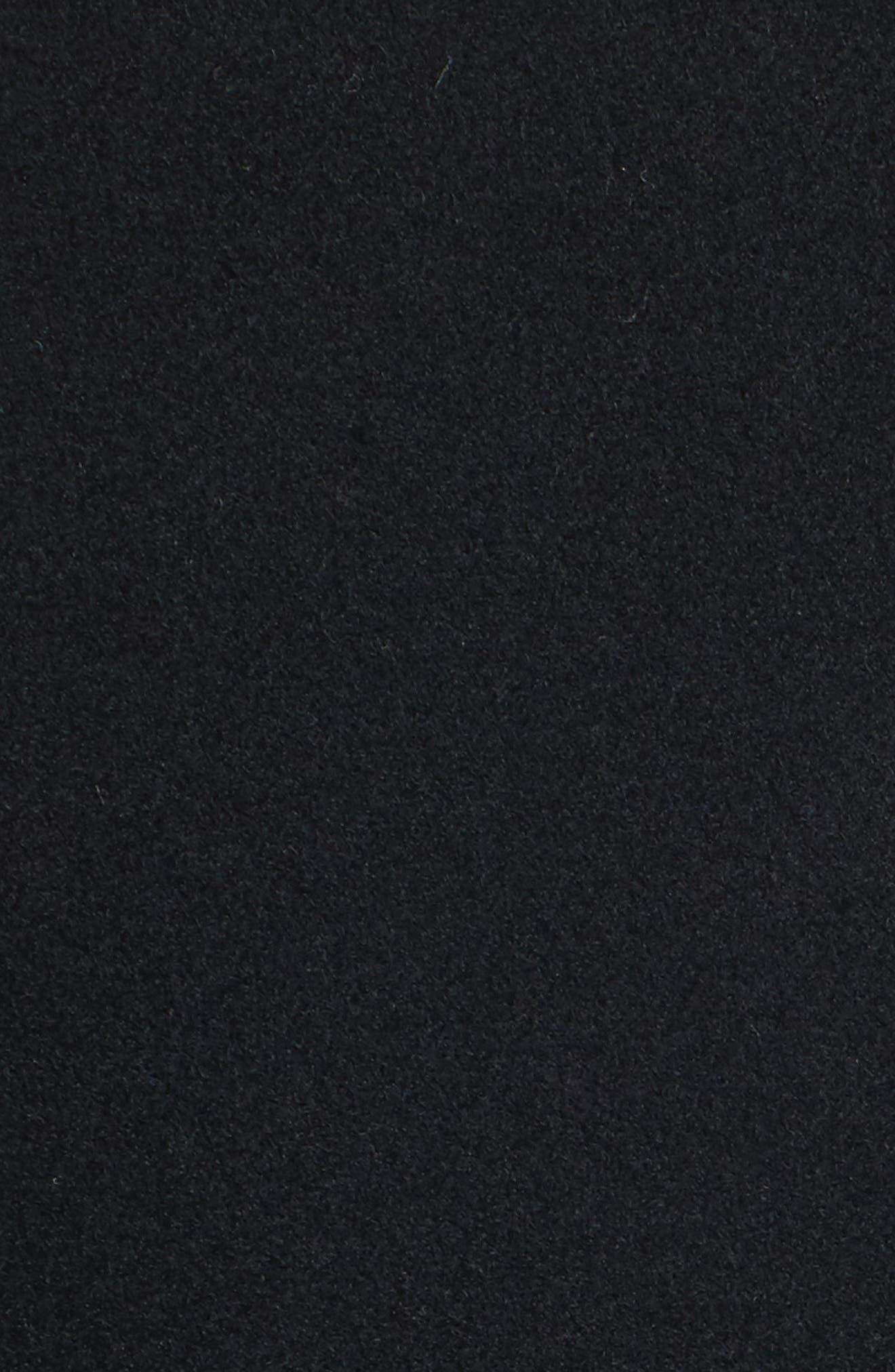 Emi Wool Blend Coat,                             Alternate thumbnail 6, color,                             001