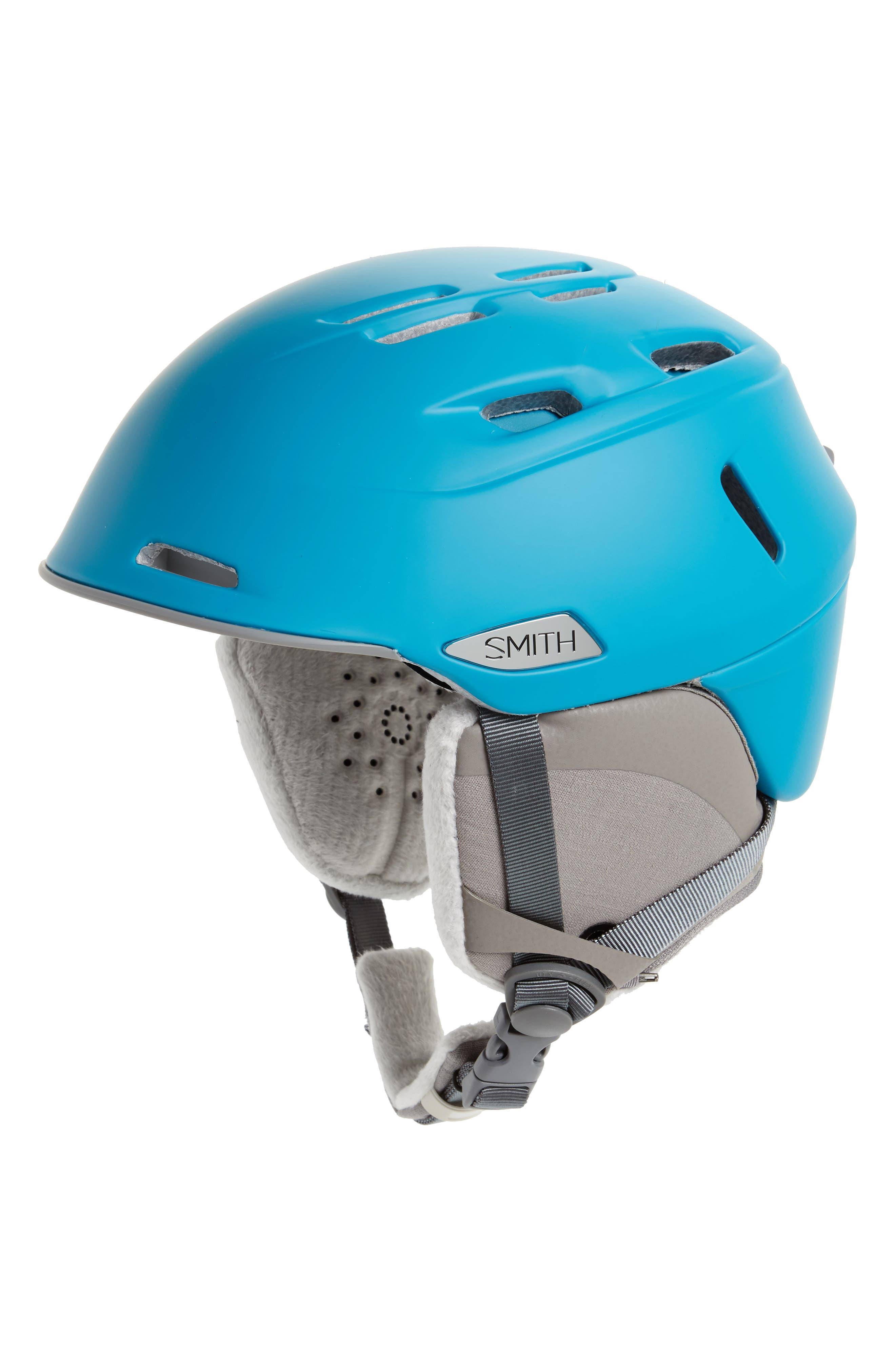 'Compass' Snow Helmet,                             Main thumbnail 1, color,                             MATTE MINERAL