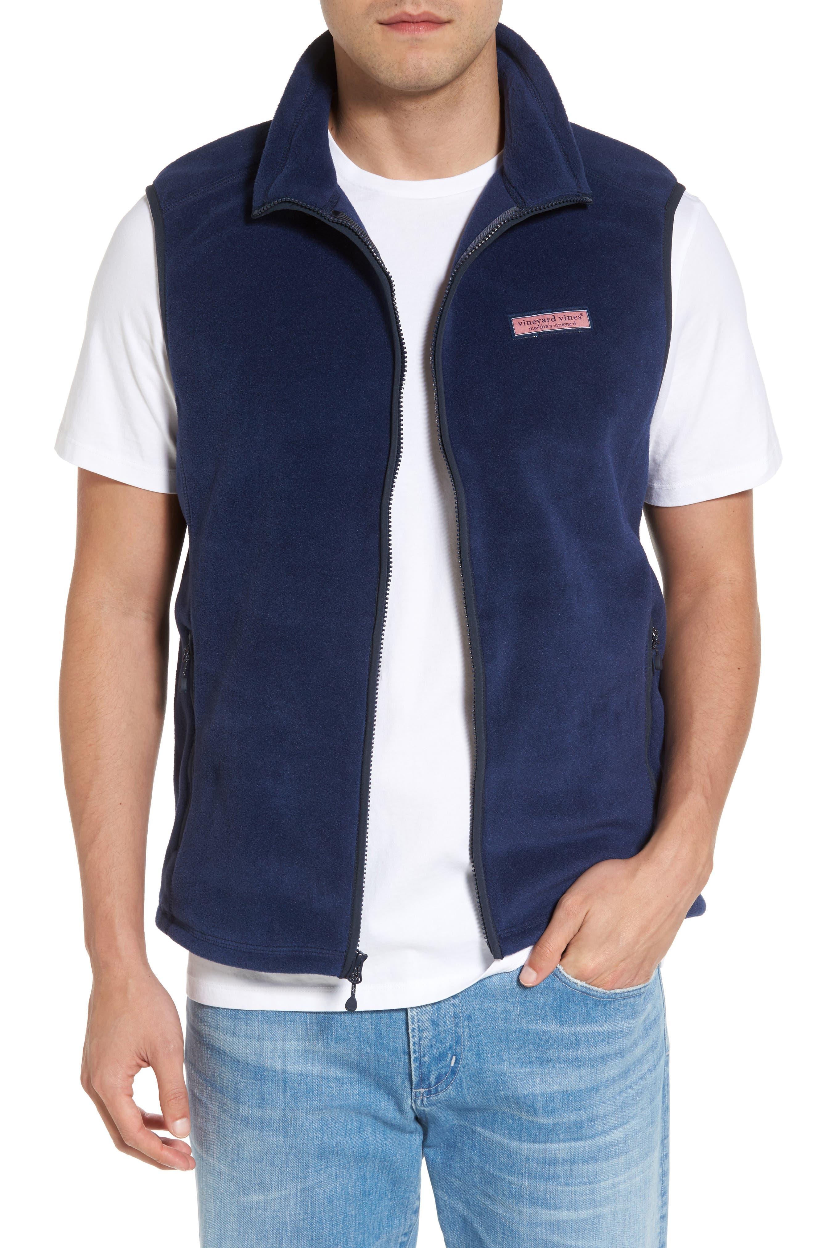 Fleece Vest,                             Alternate thumbnail 2, color,                             407