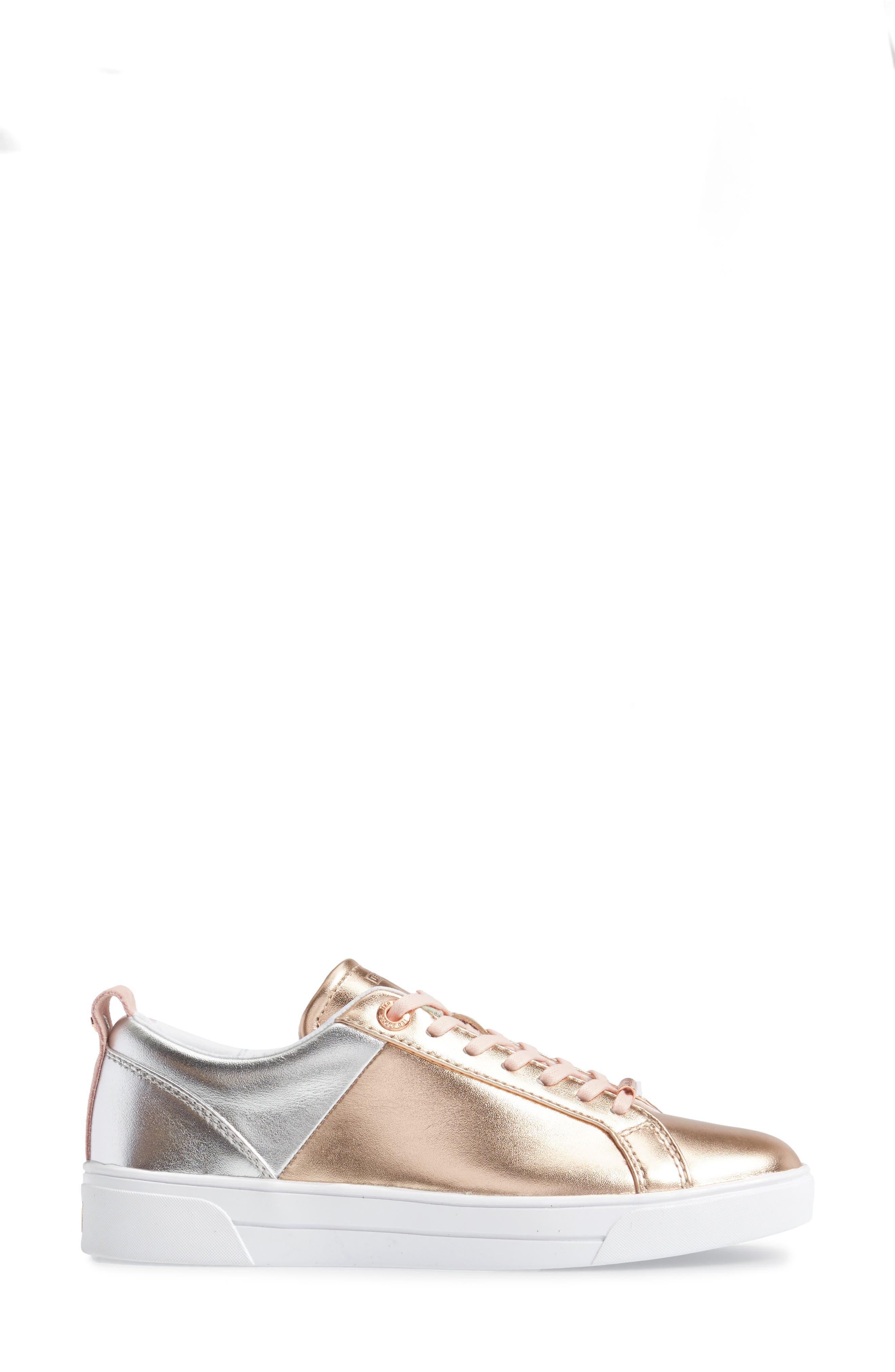 Kulei Lace-Up Sneaker,                             Alternate thumbnail 6, color,