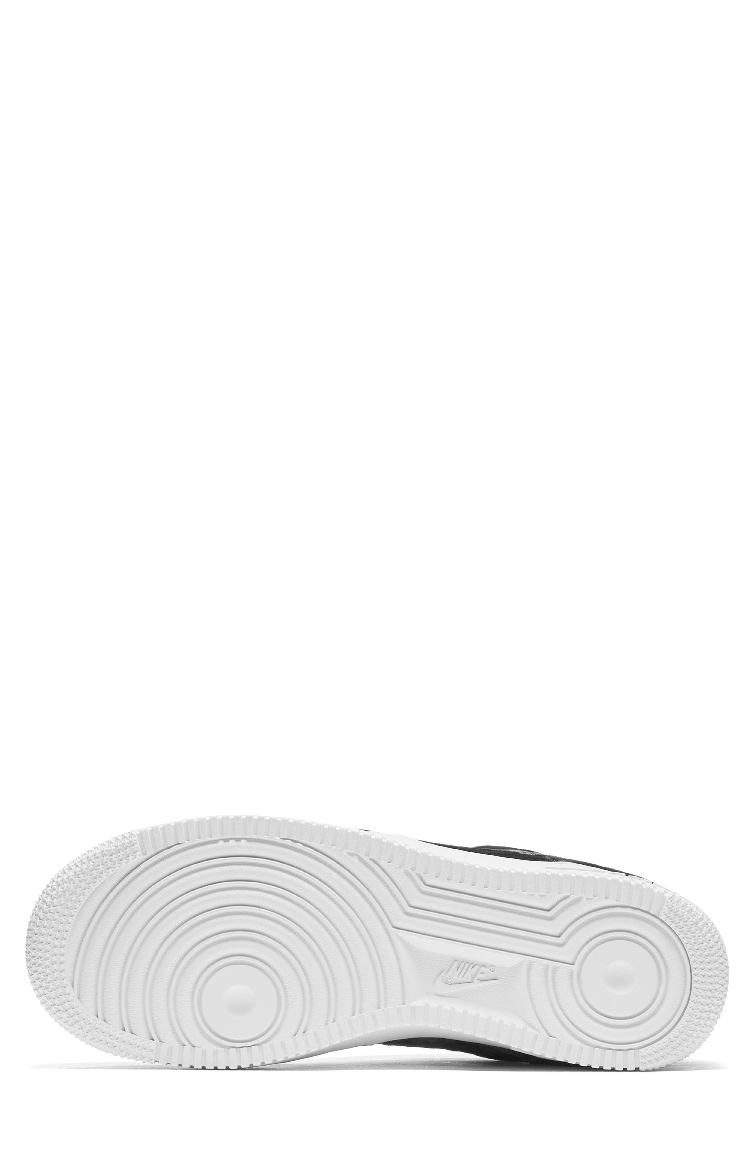 Air Force 1 '07 Premium Sneaker,                             Alternate thumbnail 6, color,                             003