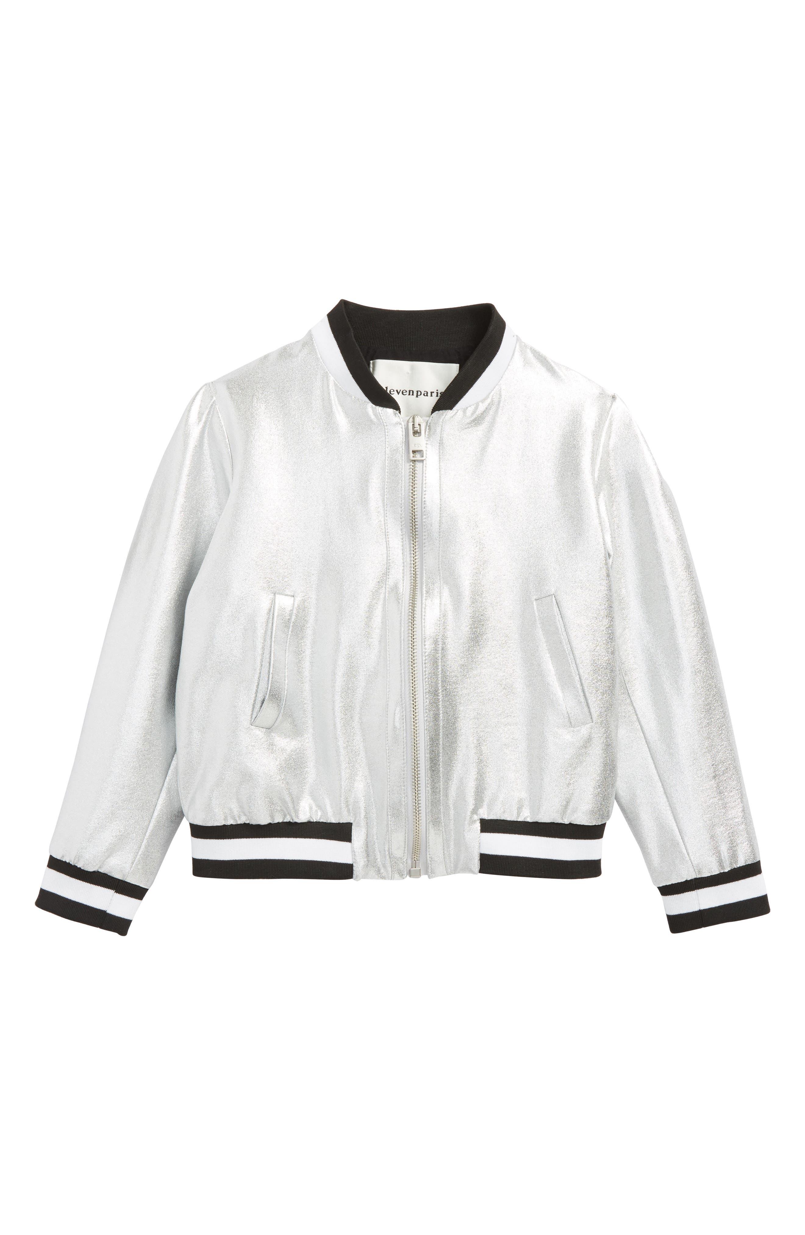Aliver Star Bomber Jacket,                         Main,                         color, 040
