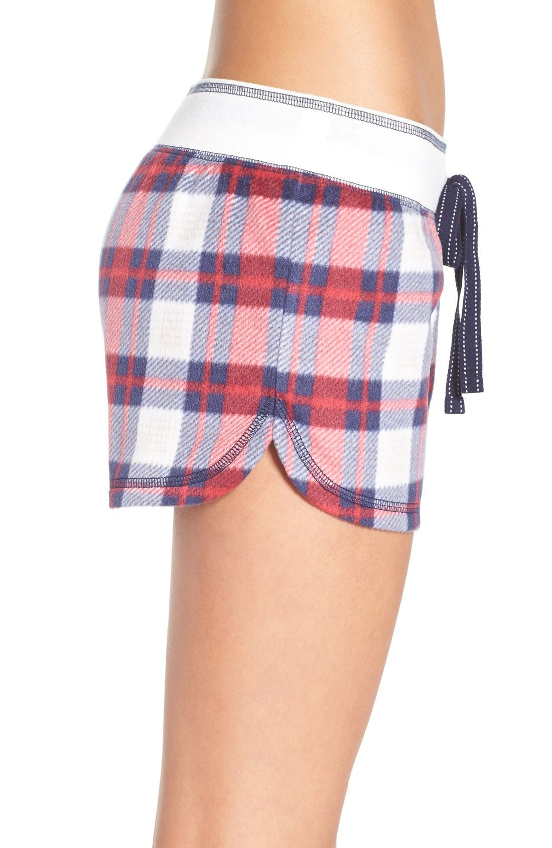 Polar Fleece Shorts,                             Alternate thumbnail 22, color,