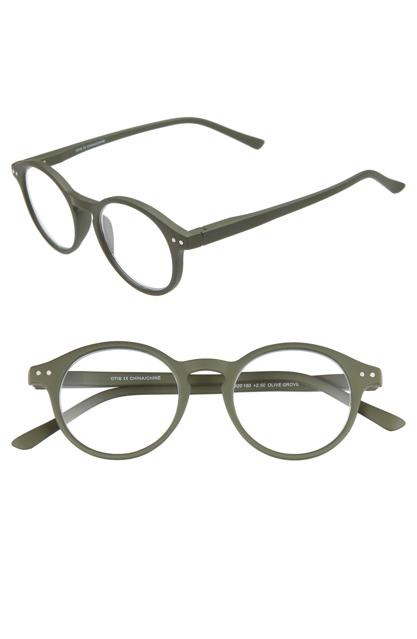 5b722f612e Nordstrom Men s Shop Otis 48mm Reading Glasses (2 for  50)