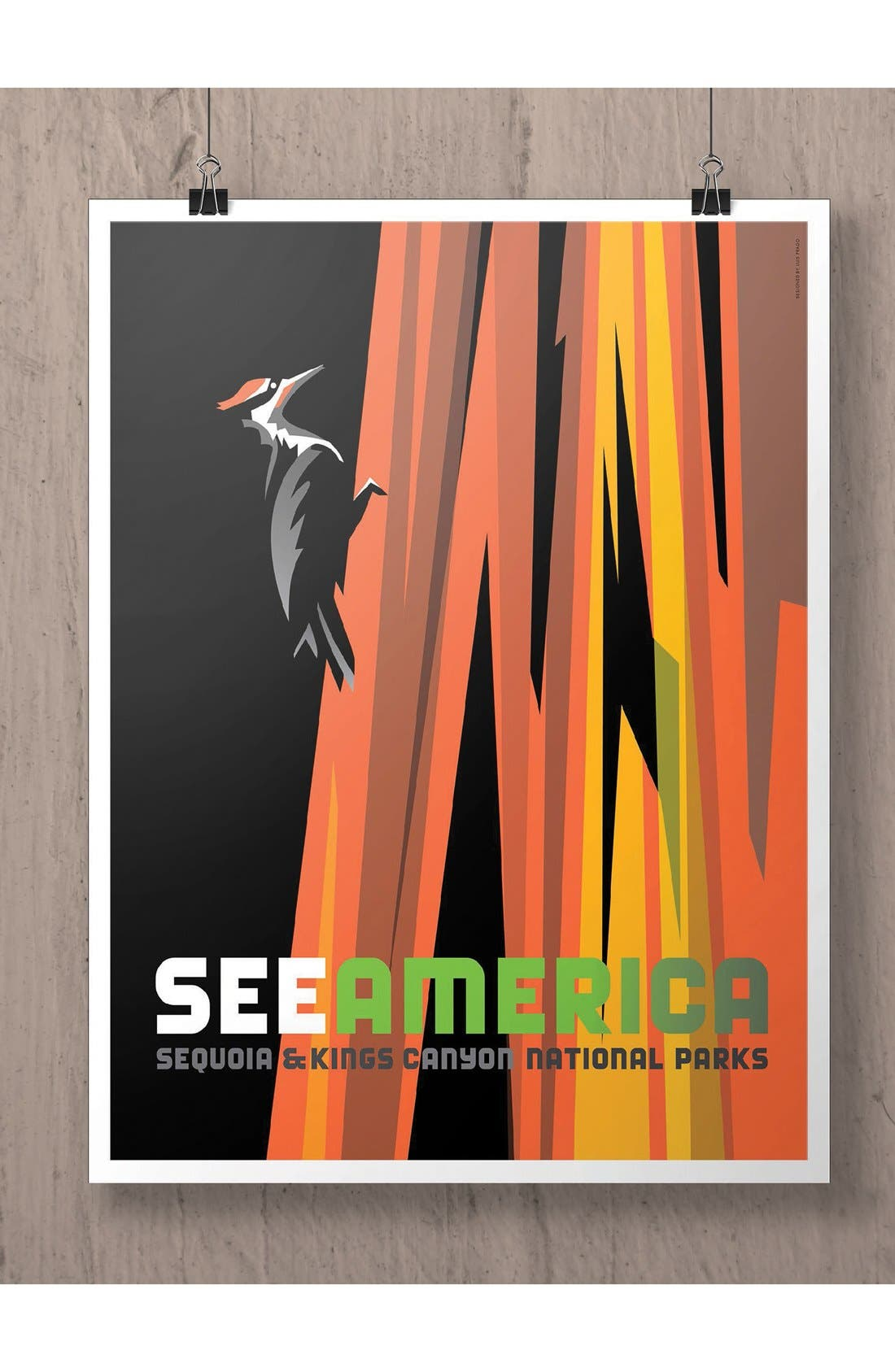 'See America - A Celebration of Our National Parks & Treasured Sites' Book,                             Alternate thumbnail 2, color,